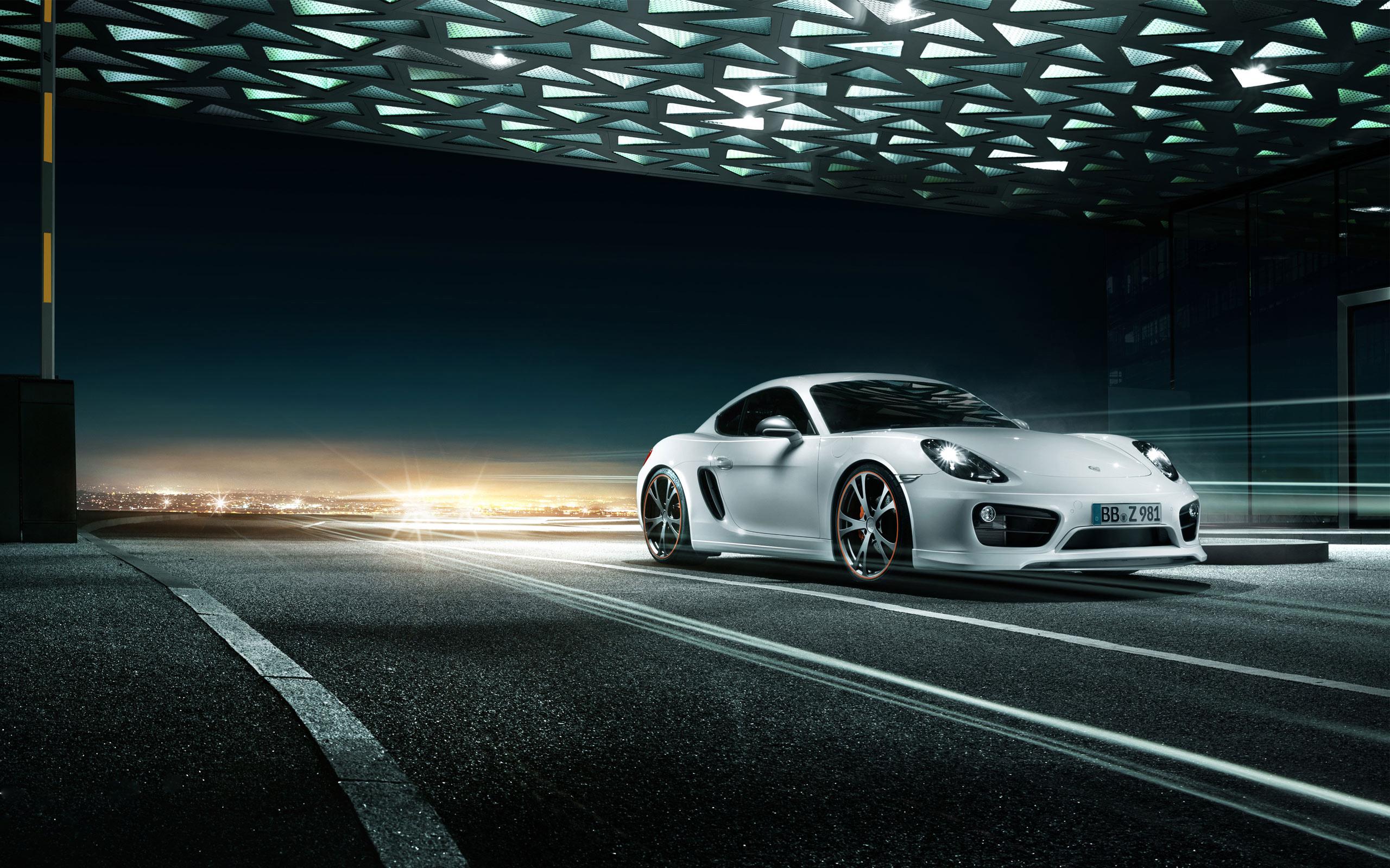2013 Porsche Cayman By Techart Wallpaper Hd Car Wallpapers Id 3440