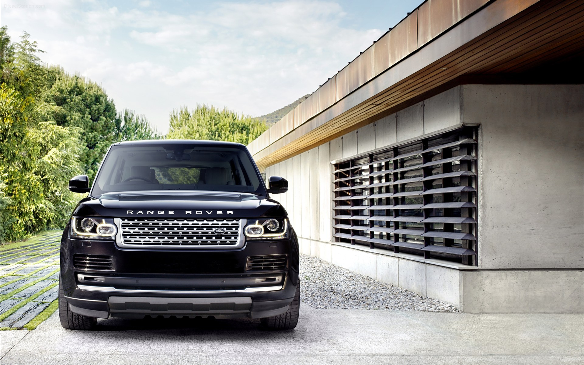 2013 Range Rover Wallpaper Hd Car Wallpapers Id 3027