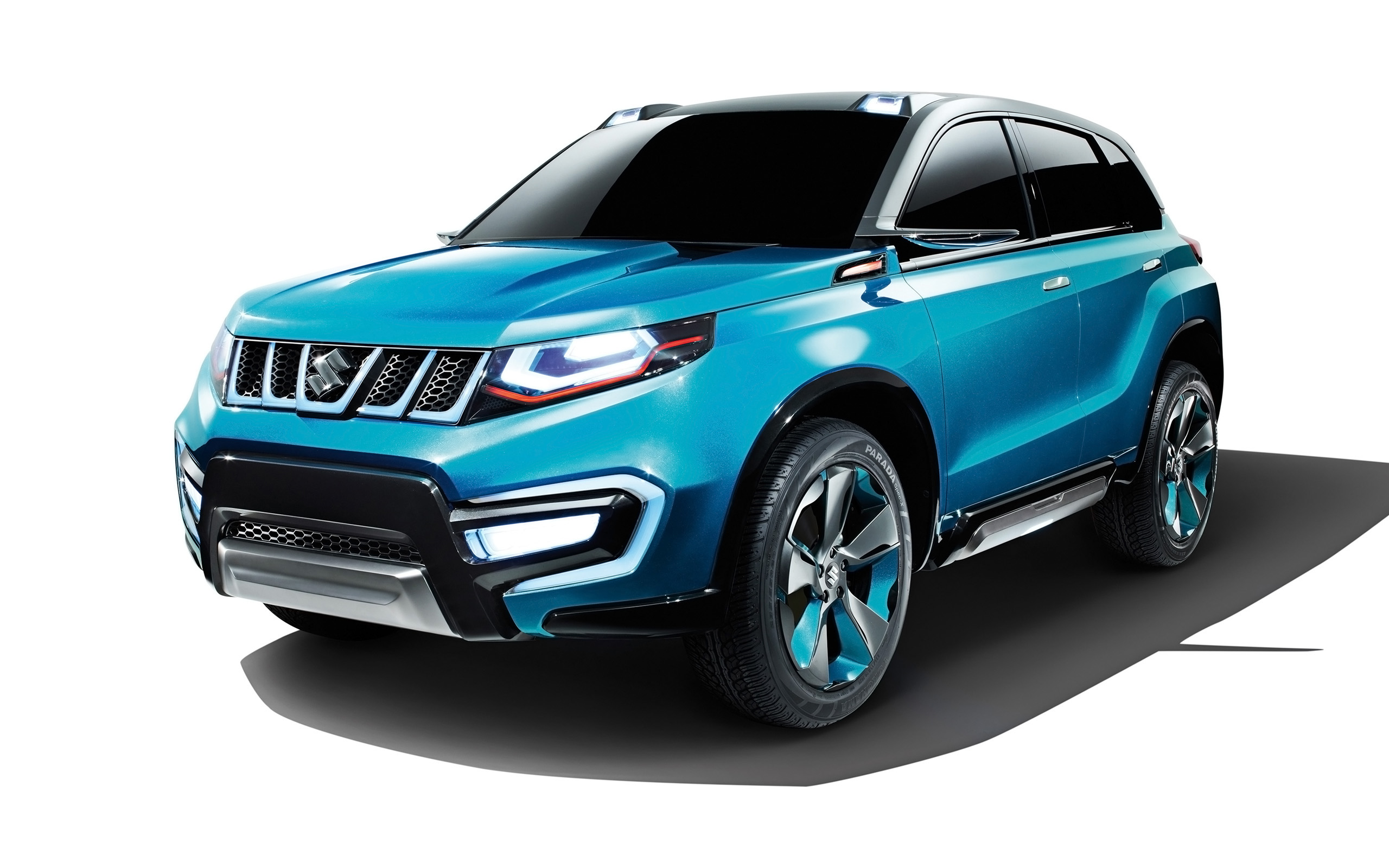 2013 suzuki iv 4 compact suv concept wallpaper hd car wallpapers