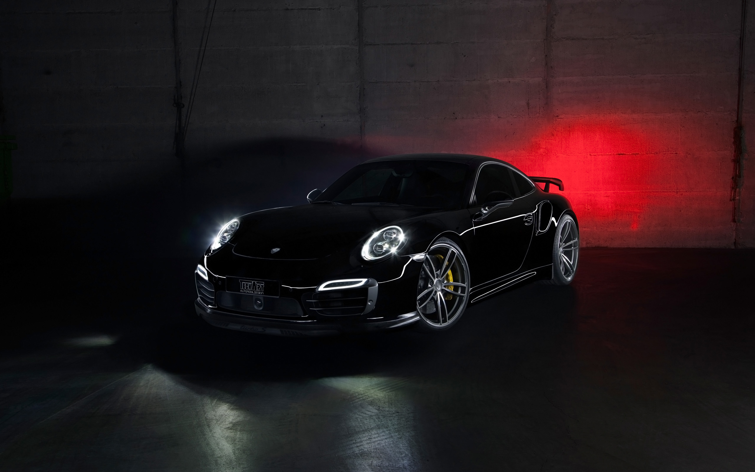 2013 TechArt Porsche 911 Turbo Wallpaper | HD Car ...