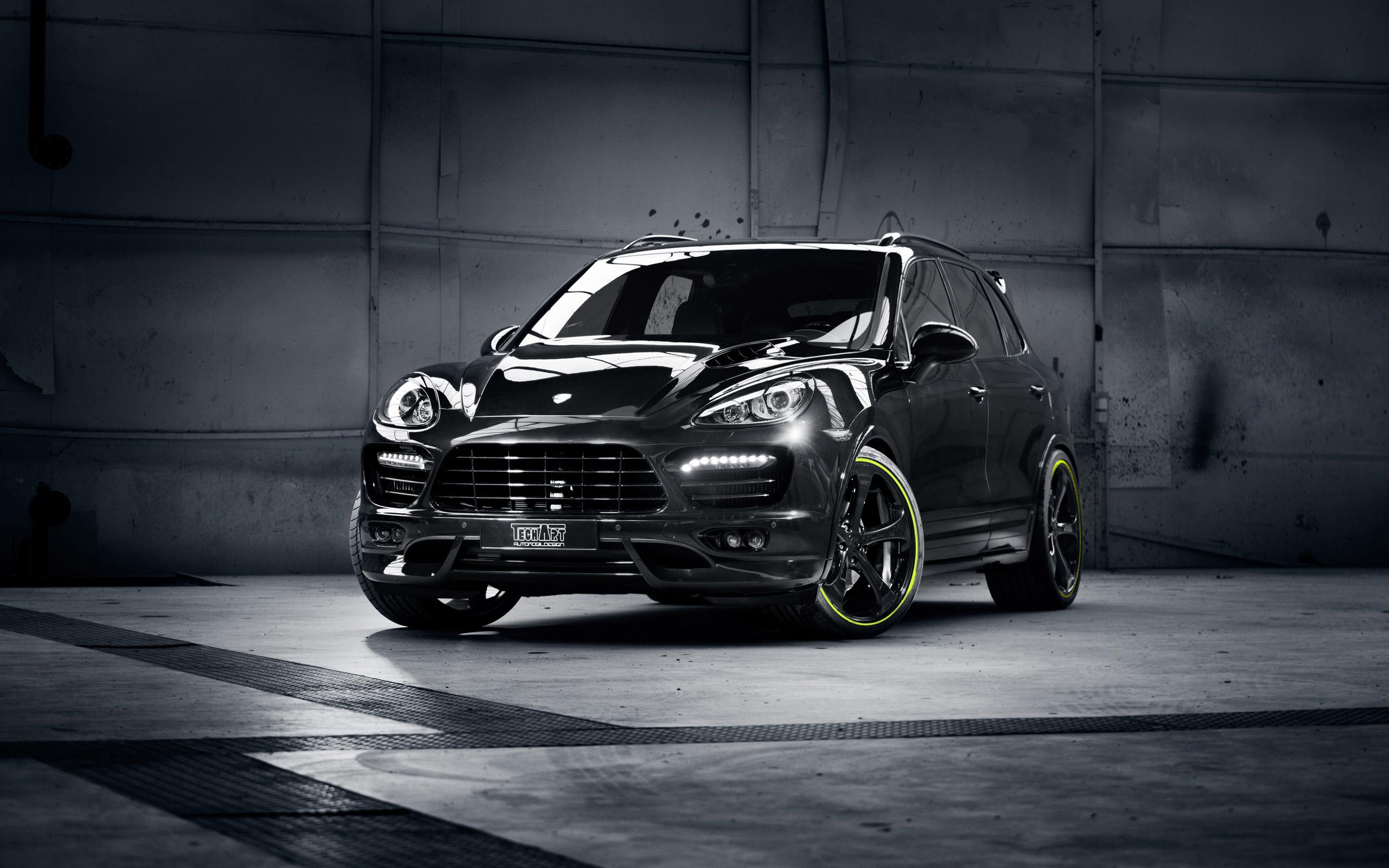 2013 TechArt Porsche Cayenne S Diesel Wallpaper | HD Car ...