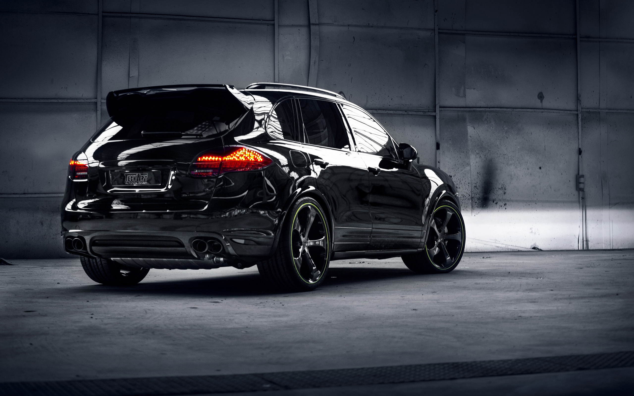 2013 TechArt Porsche Cayenne S Diesel 2 Wallpaper | HD Car Wallpapers