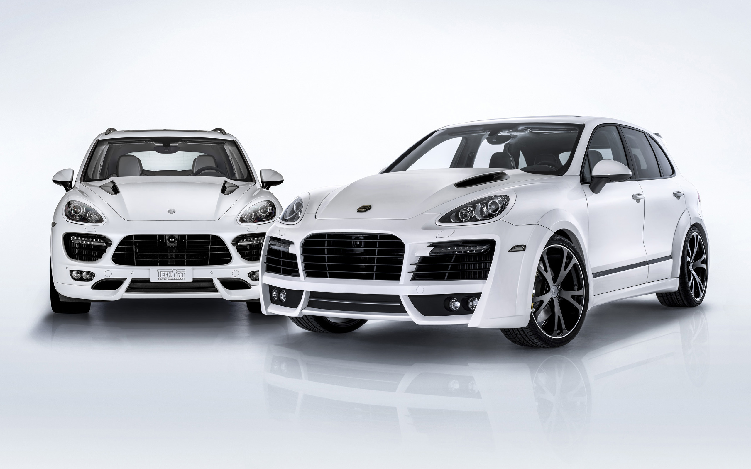 2013 TechArt Porsche Cayenne S Diesel Duo Wallpaper | HD Car