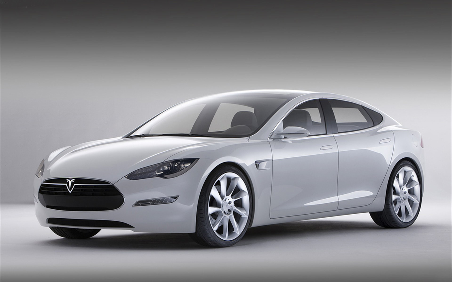 2013 tesla model s wallpaper hd car wallpapers id 2498. Black Bedroom Furniture Sets. Home Design Ideas