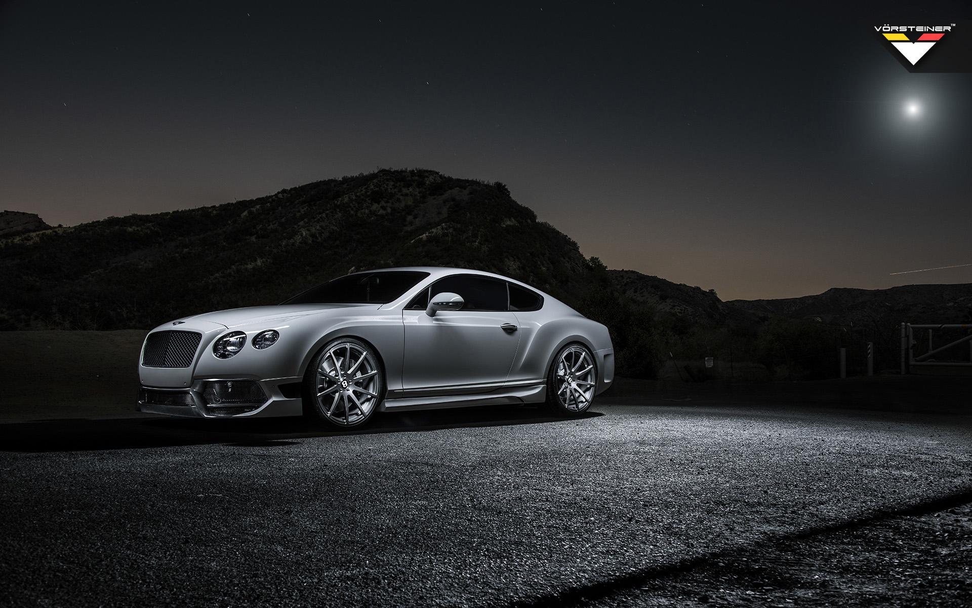 2013 Vorsteiner Bentley Continental GT BR10 RS Wallpaper   HD Car ...