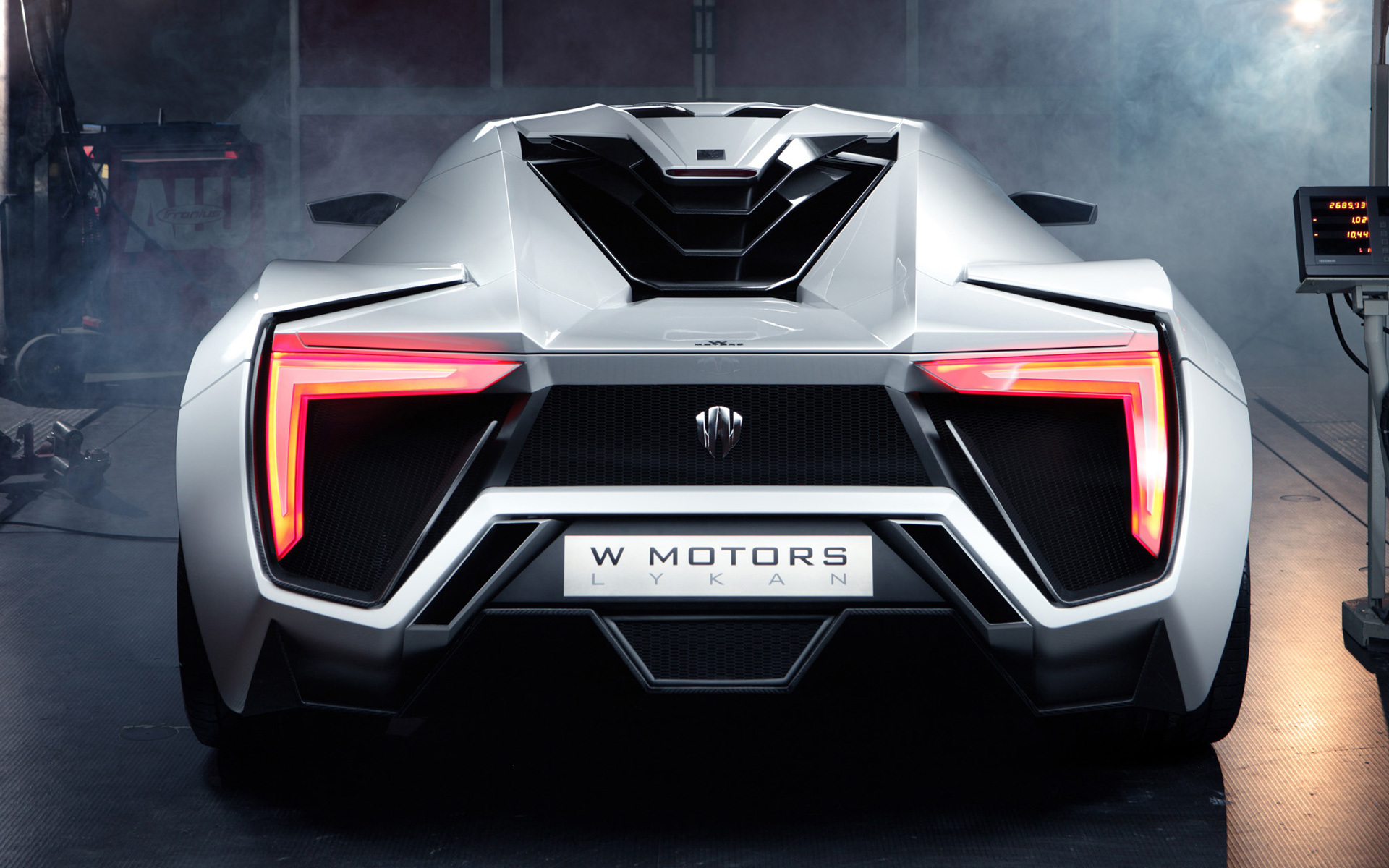2013 W Motors Lykan Hypersport 4 Wallpaper Hd Car Wallpapers Id 3583