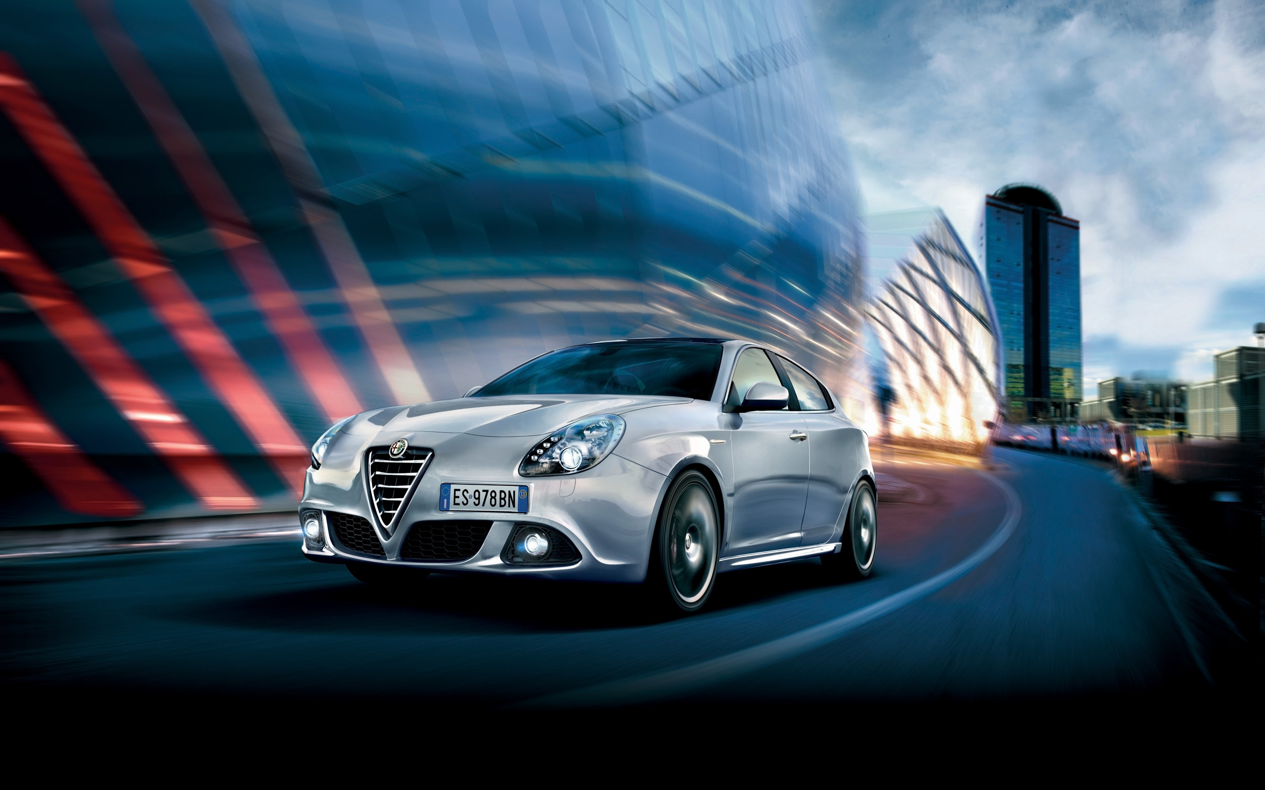 2014 Alfa Romeo Giulietta Wallpaper Hd Car Wallpapers Id