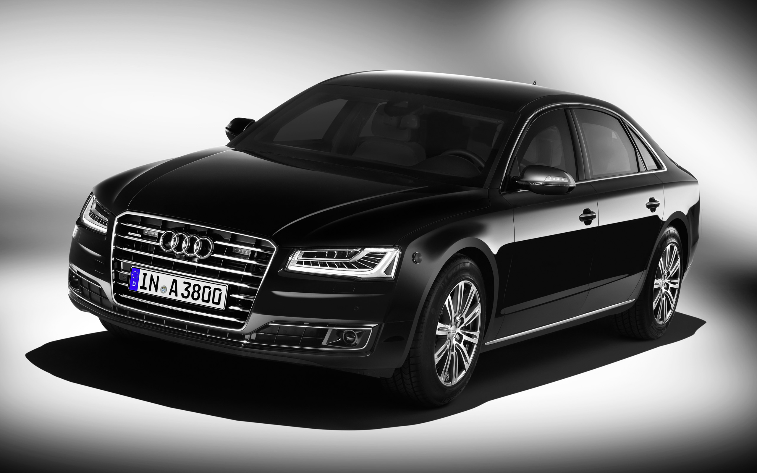 2014 Audi A8 L Security Wallpaper | HD Car Wallpapers | ID