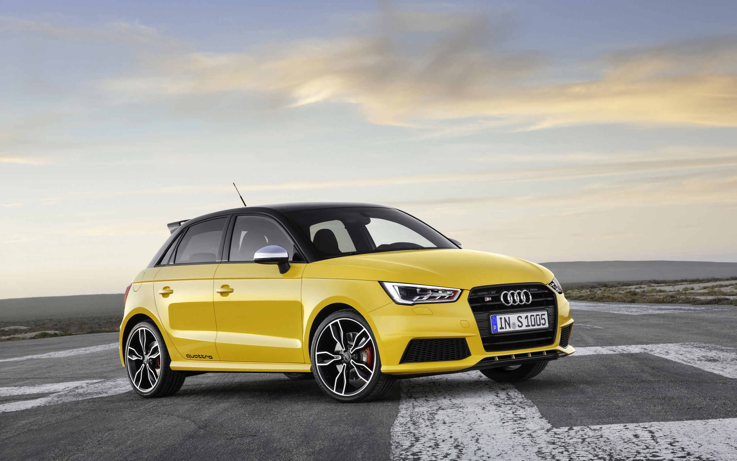 2014 Audi S1 Quattro Wallpaper Hd Car Wallpapers Id 4162