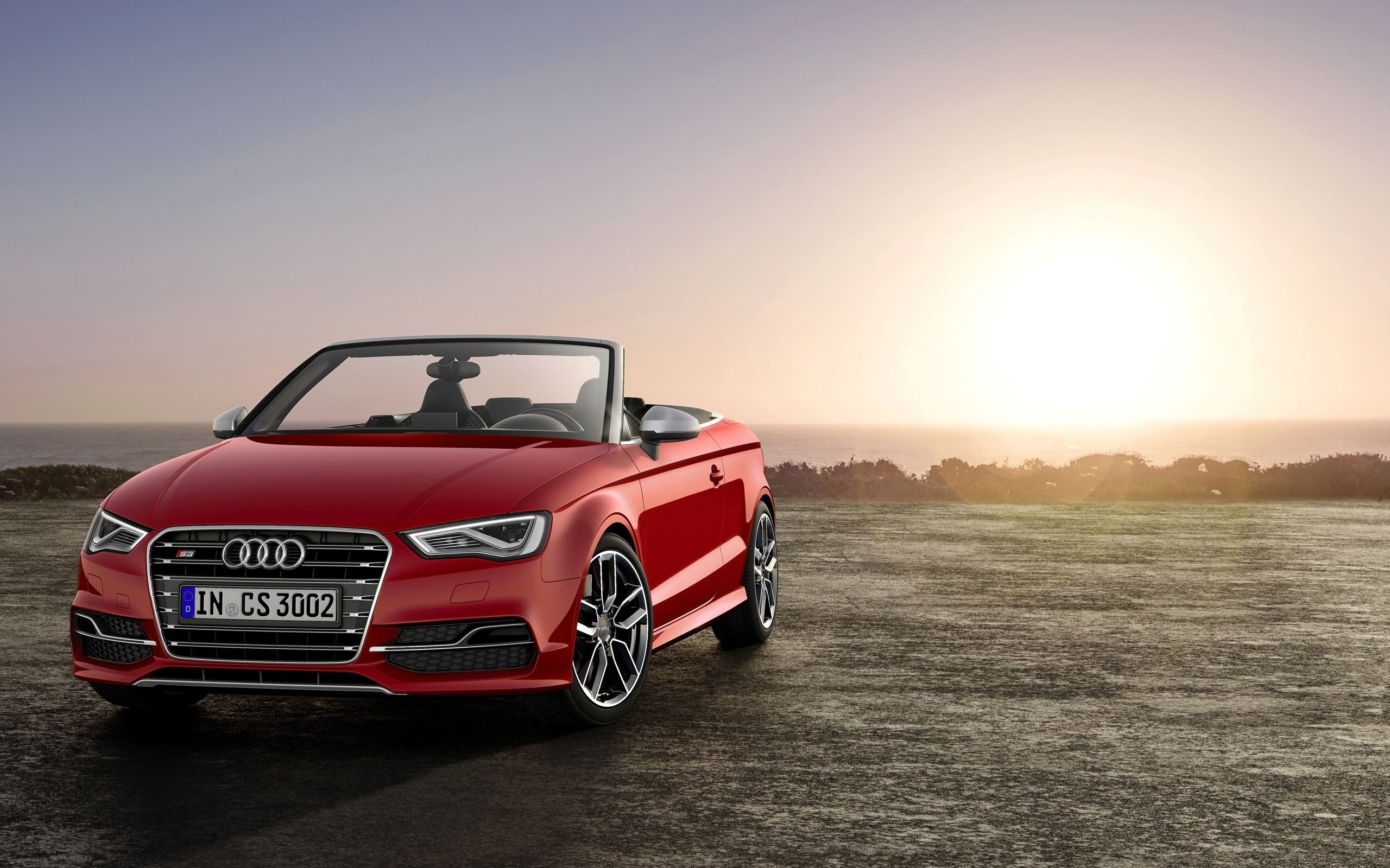 2014 audi s3 cabriolet wallpaper hd car wallpapers id. Black Bedroom Furniture Sets. Home Design Ideas