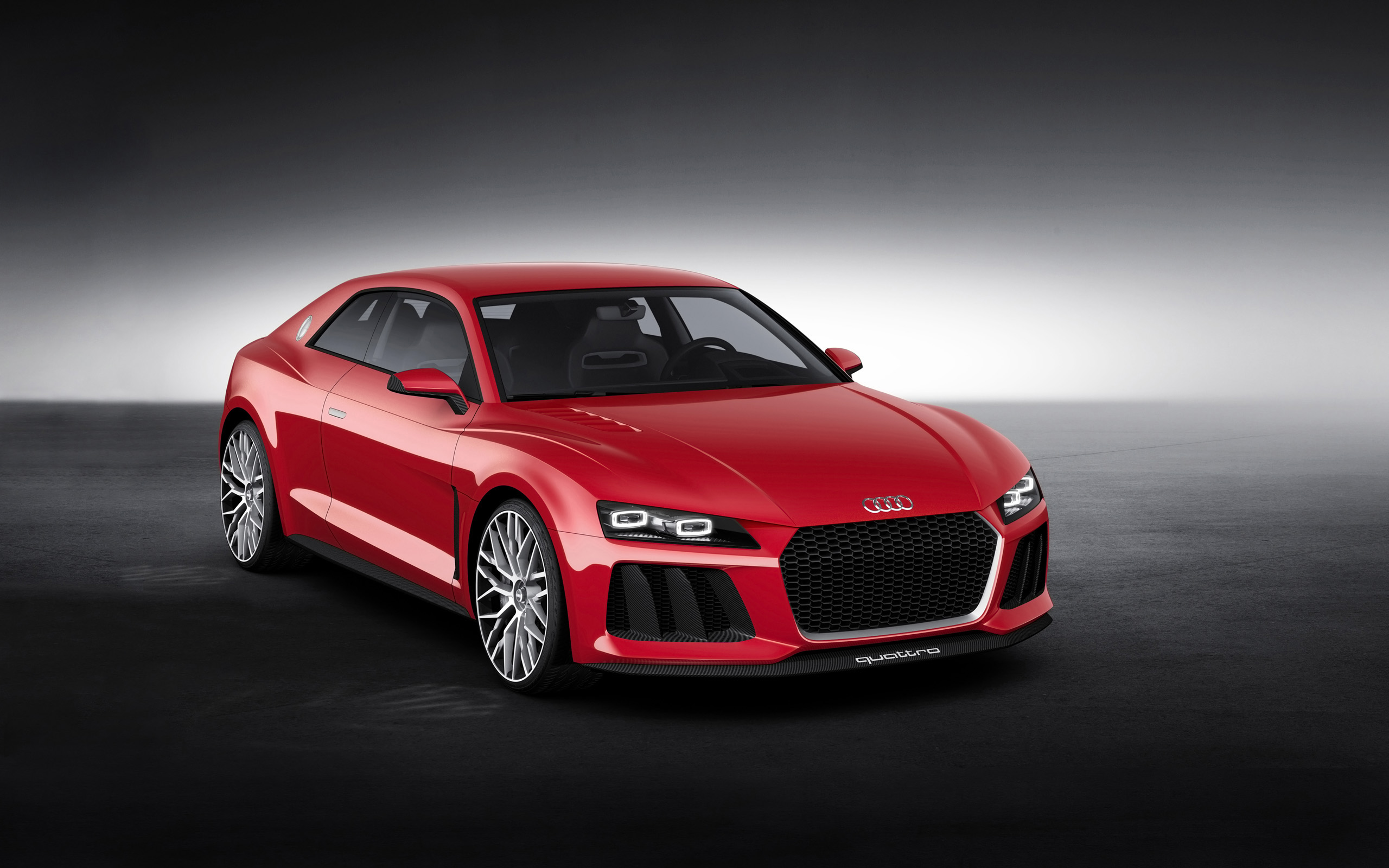 Attractive 2014 Audi Sport Quattro Laserlight Concept