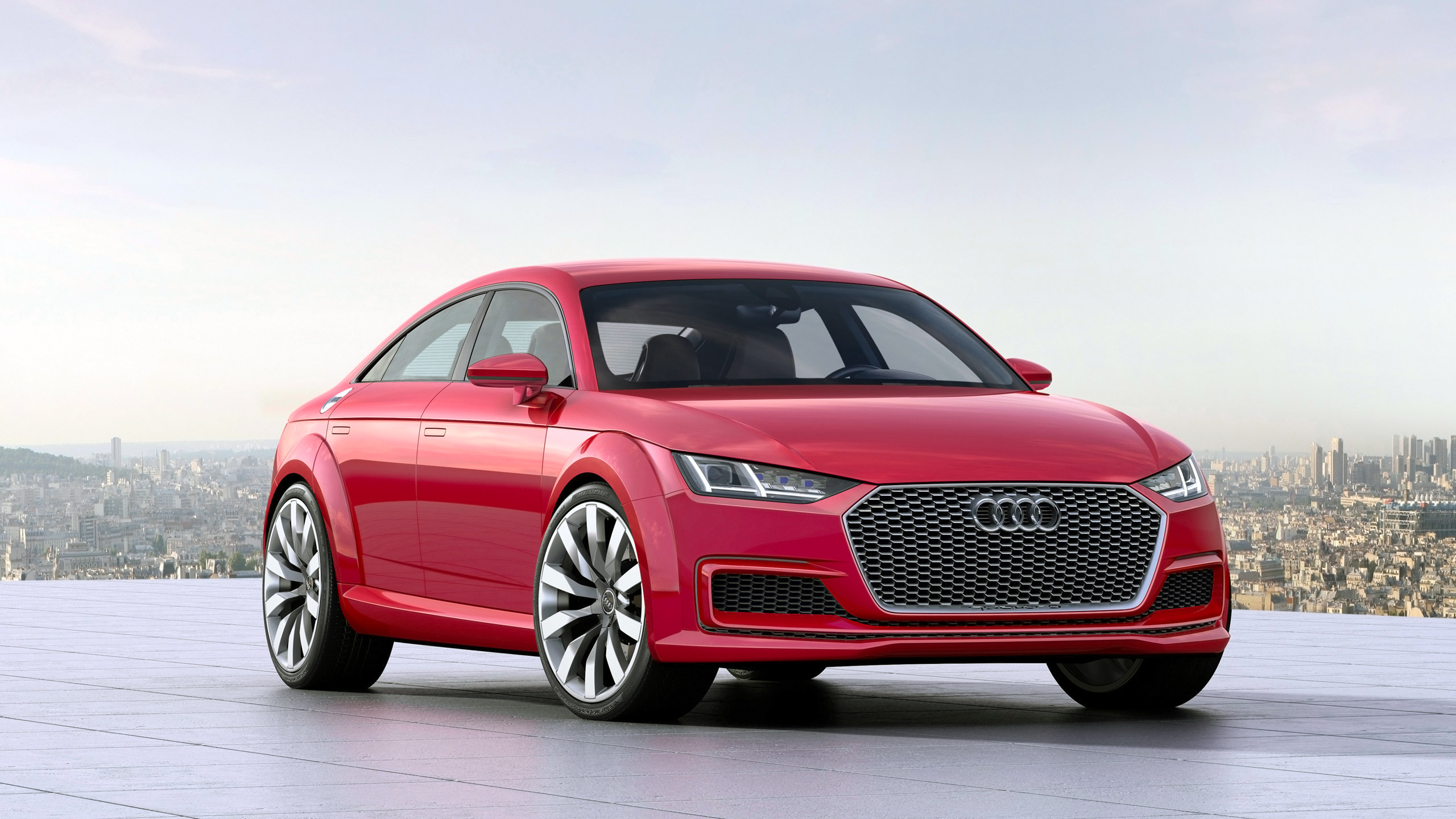 2014 Audi TT Sportback Concept Wallpaper | HD Car Wallpapers