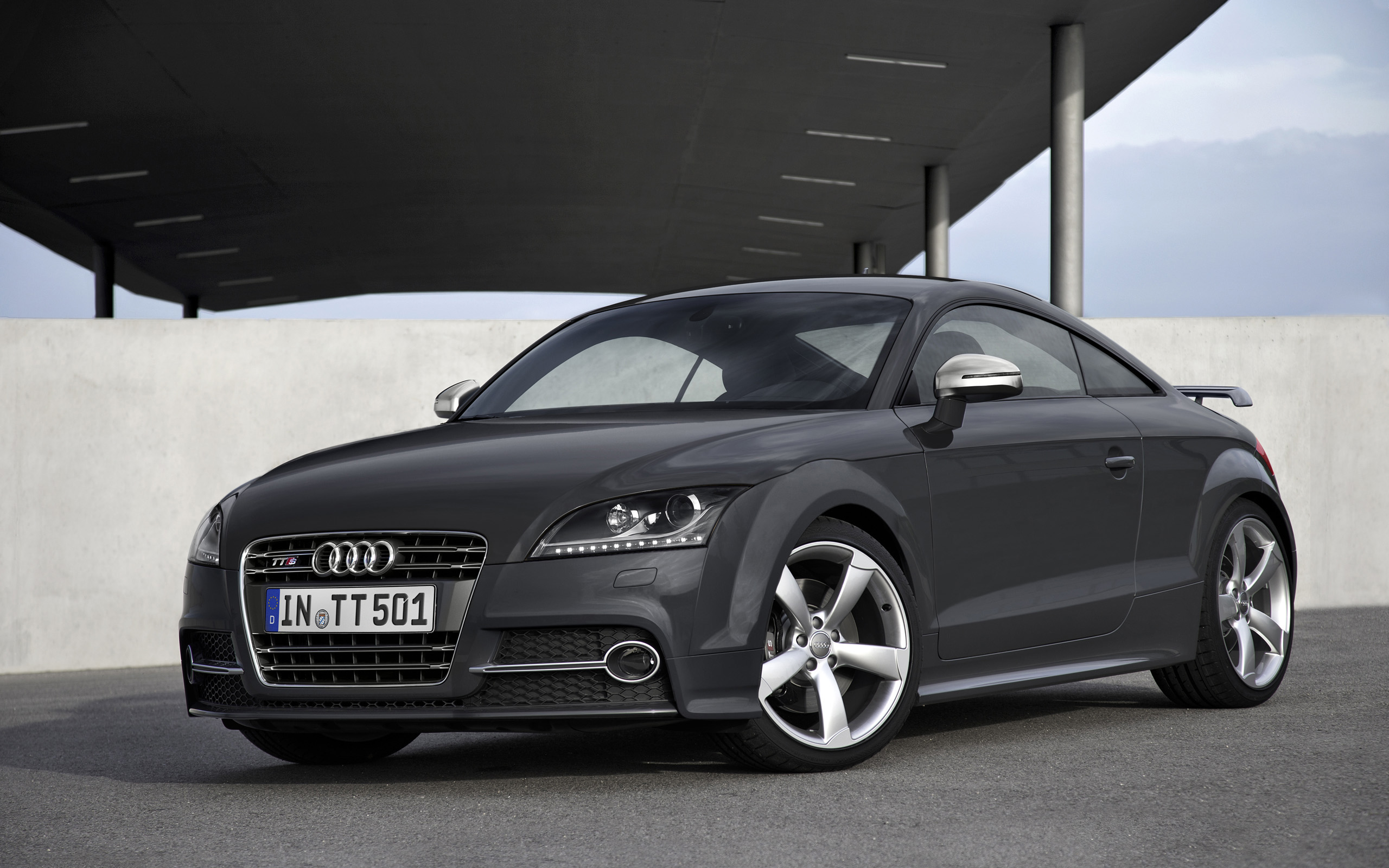 2014 audi tts competition coupe wallpaper hd car wallpapers. Black Bedroom Furniture Sets. Home Design Ideas