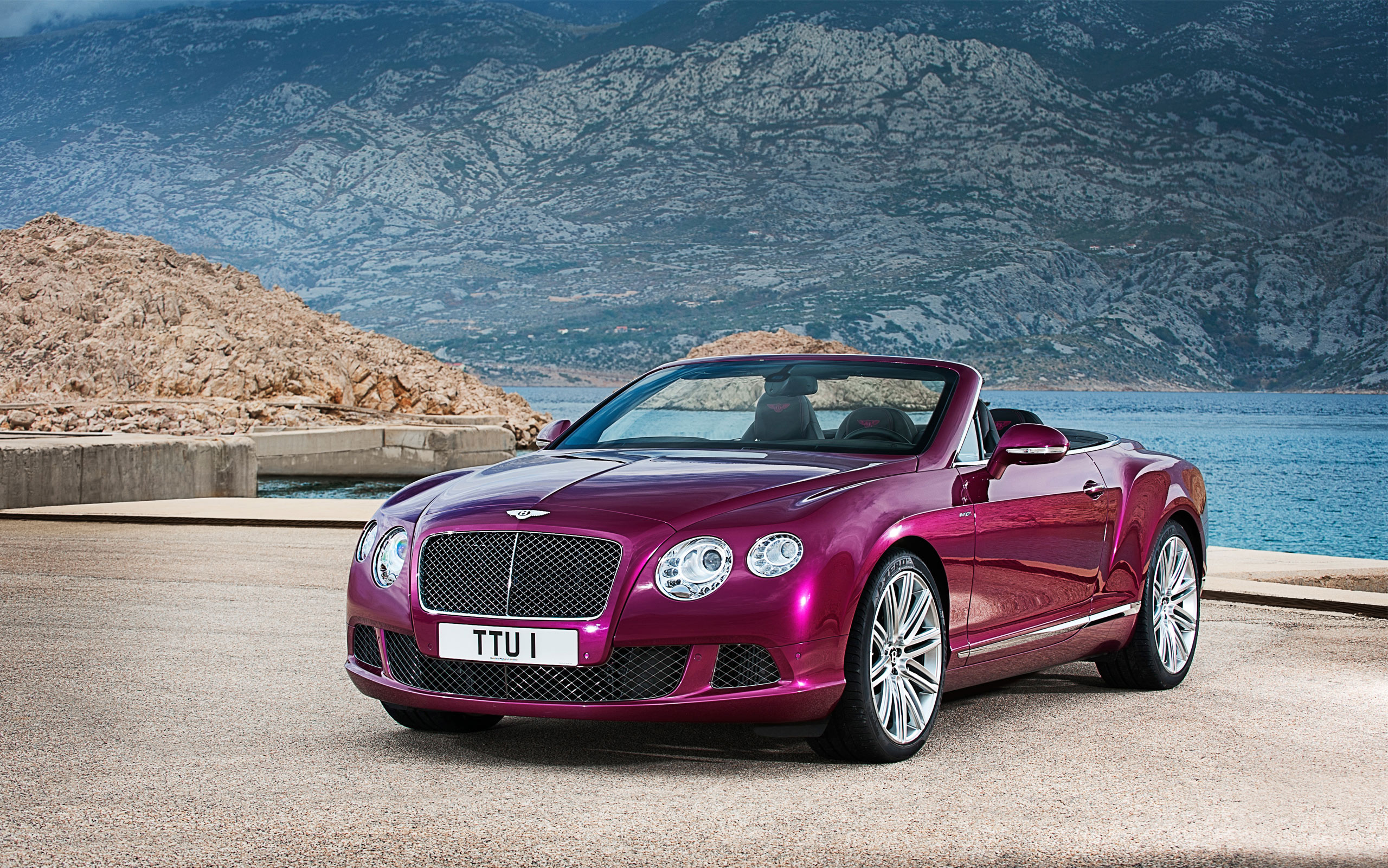 2014 Bentley Continental GT Speed Wallpaper  HD Car Wallpapers