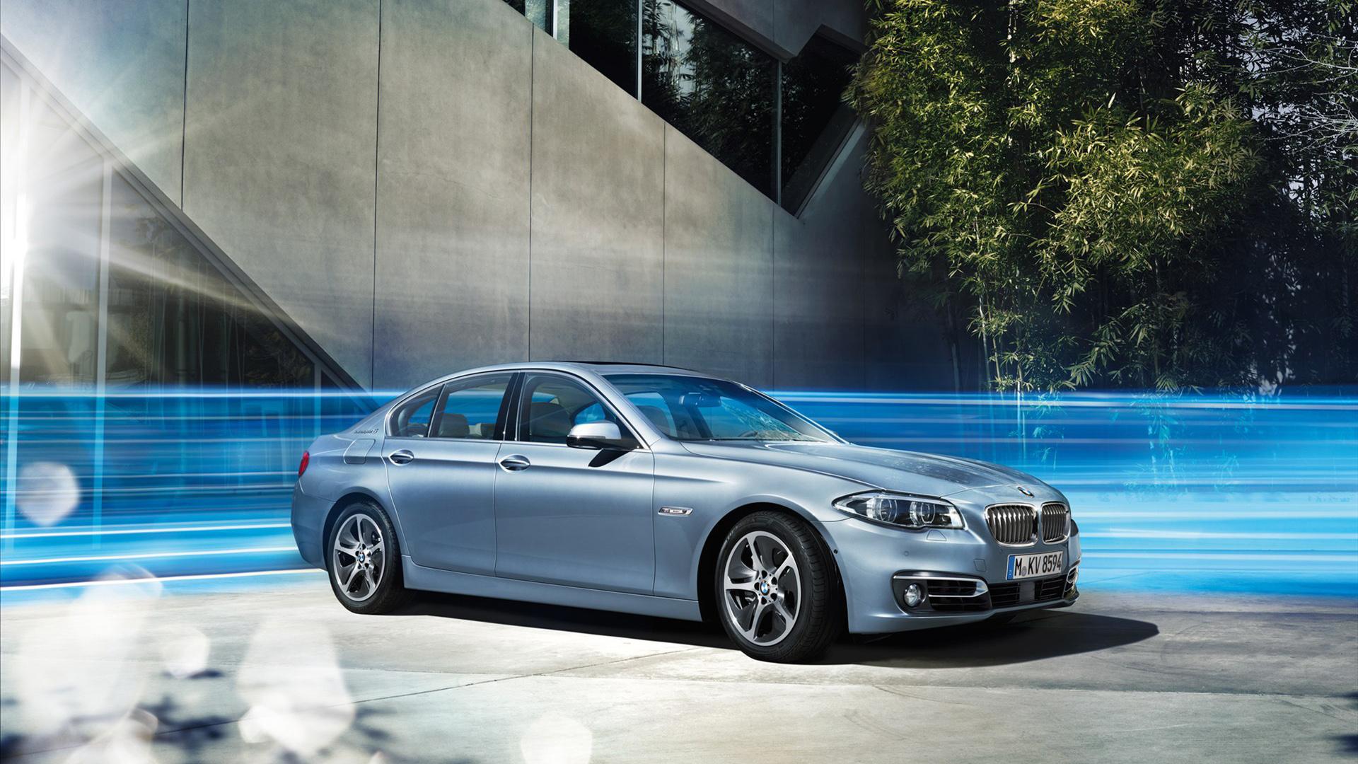 2014 BMW ActiveHybrid 5 Wallpaper | HD Car Wallpapers | ID #3426