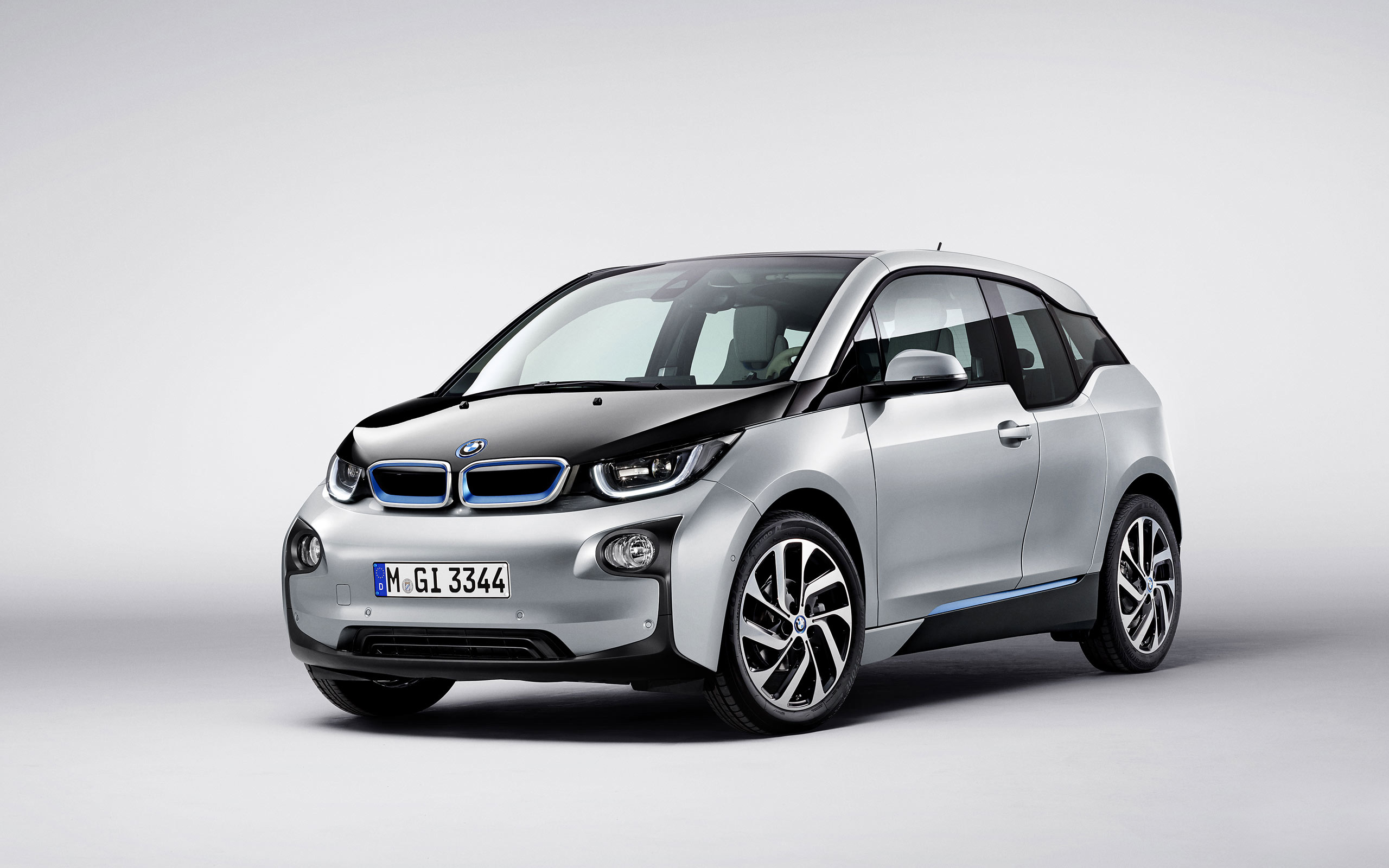 2014 BMW i3 2 Wallpaper | HD Car Wallpapers
