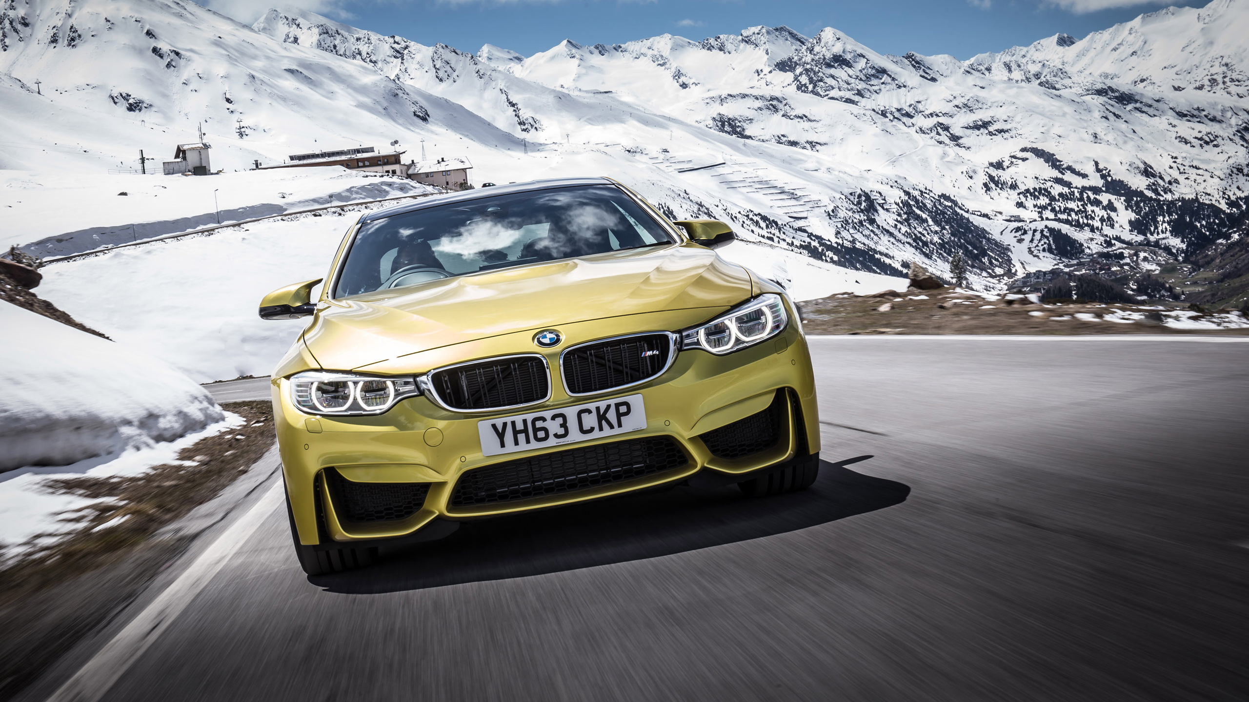 2014 BMW M4 Coupe 2 Wallpaper | HD Car Wallpapers | ID #4634