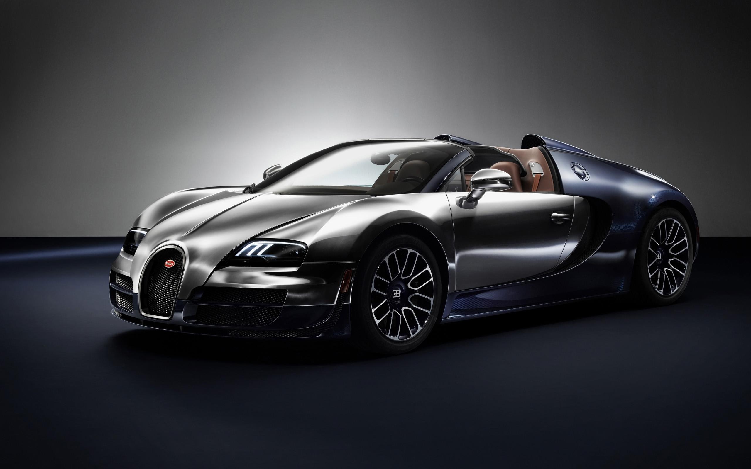 2014 Bugatti Veyron Grand Sport Vitesse Legend Ettore