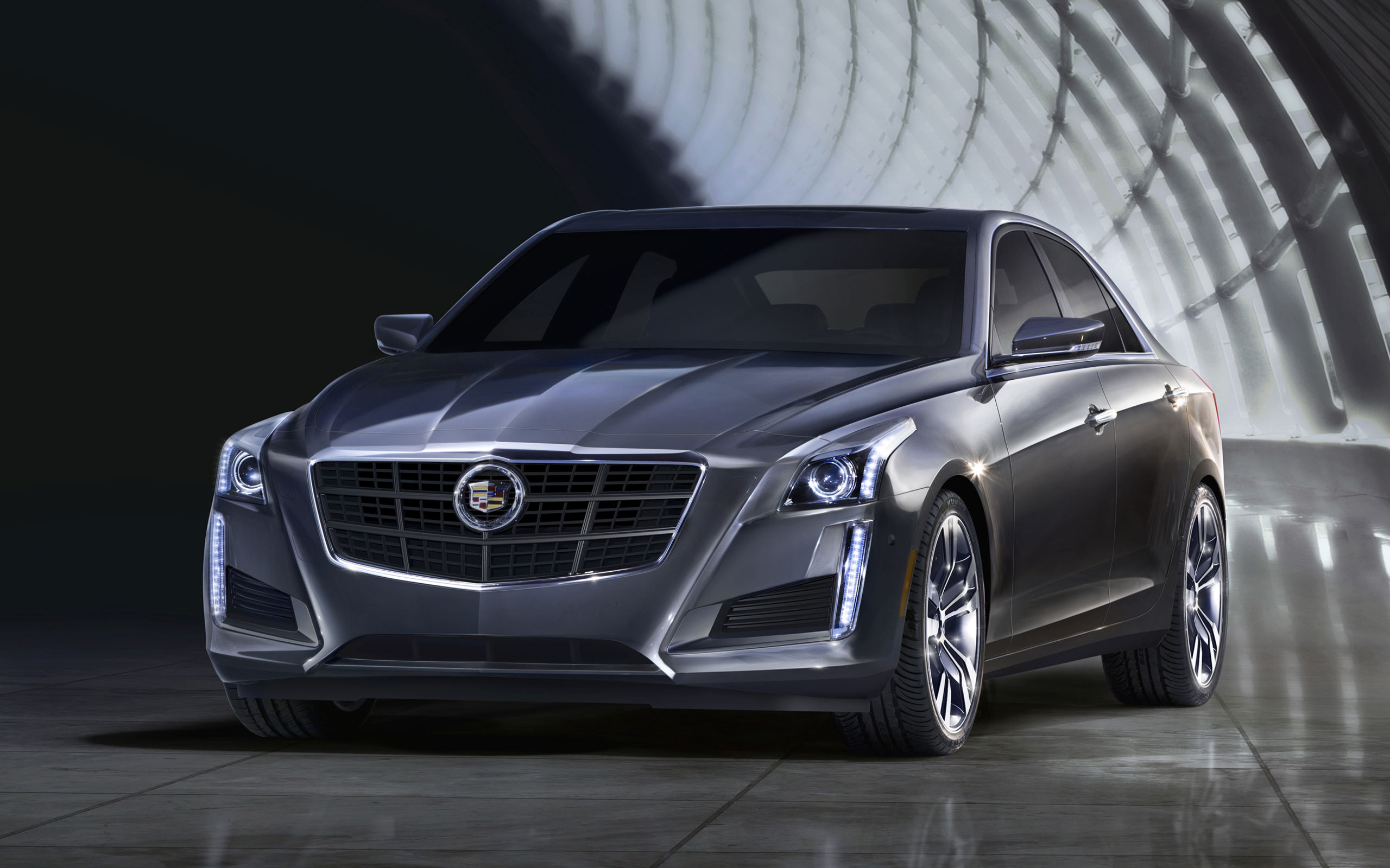 2014 cadillac cts wallpaper hd car wallpapers id 3344. Black Bedroom Furniture Sets. Home Design Ideas