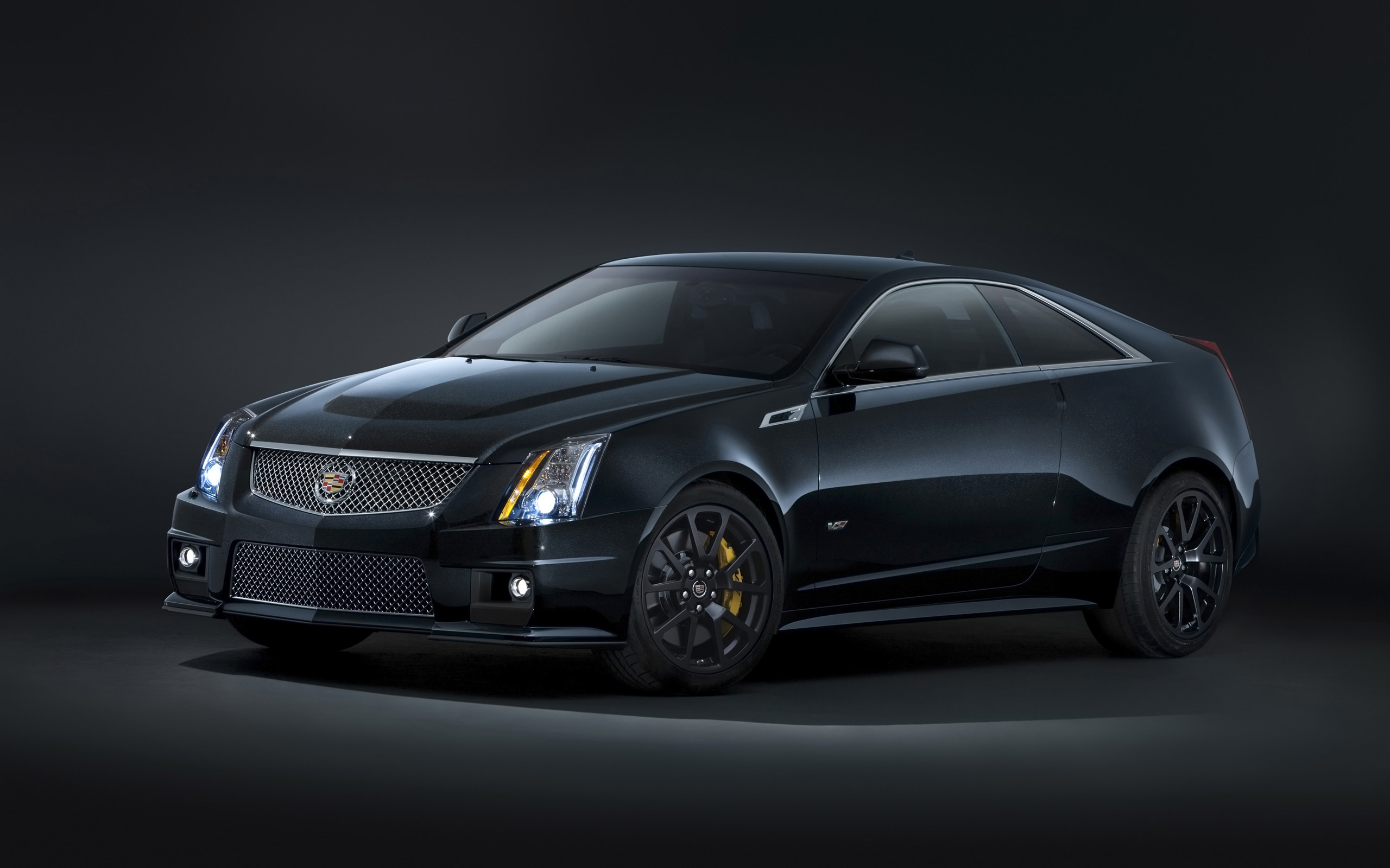 2014 Cadillac Cts V Coupe Wallpaper Hd Car Wallpapers Id 3750