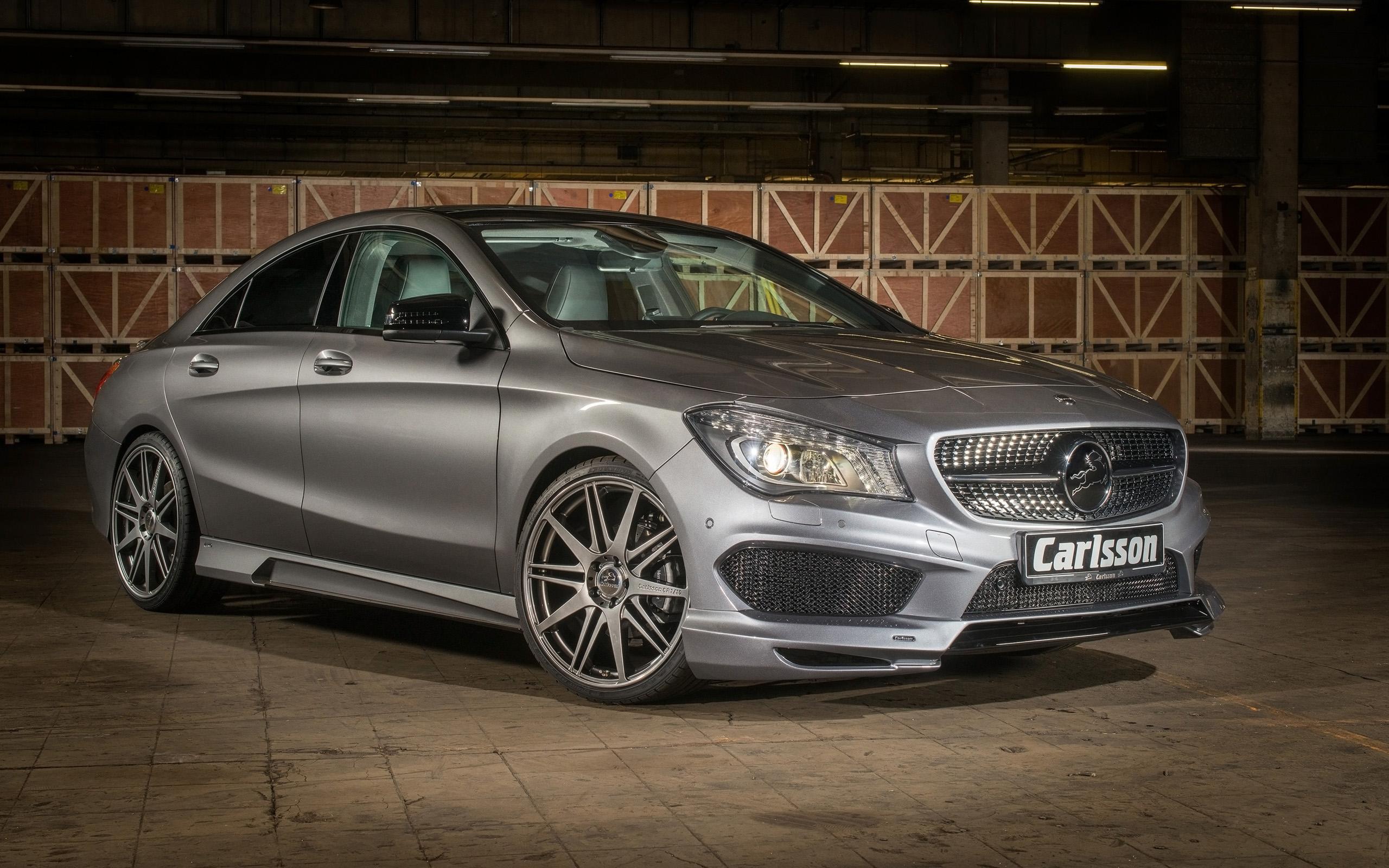 2014 Carlsson Mercedes Benz CLA45 AMG Wallpaper | HD Car ...