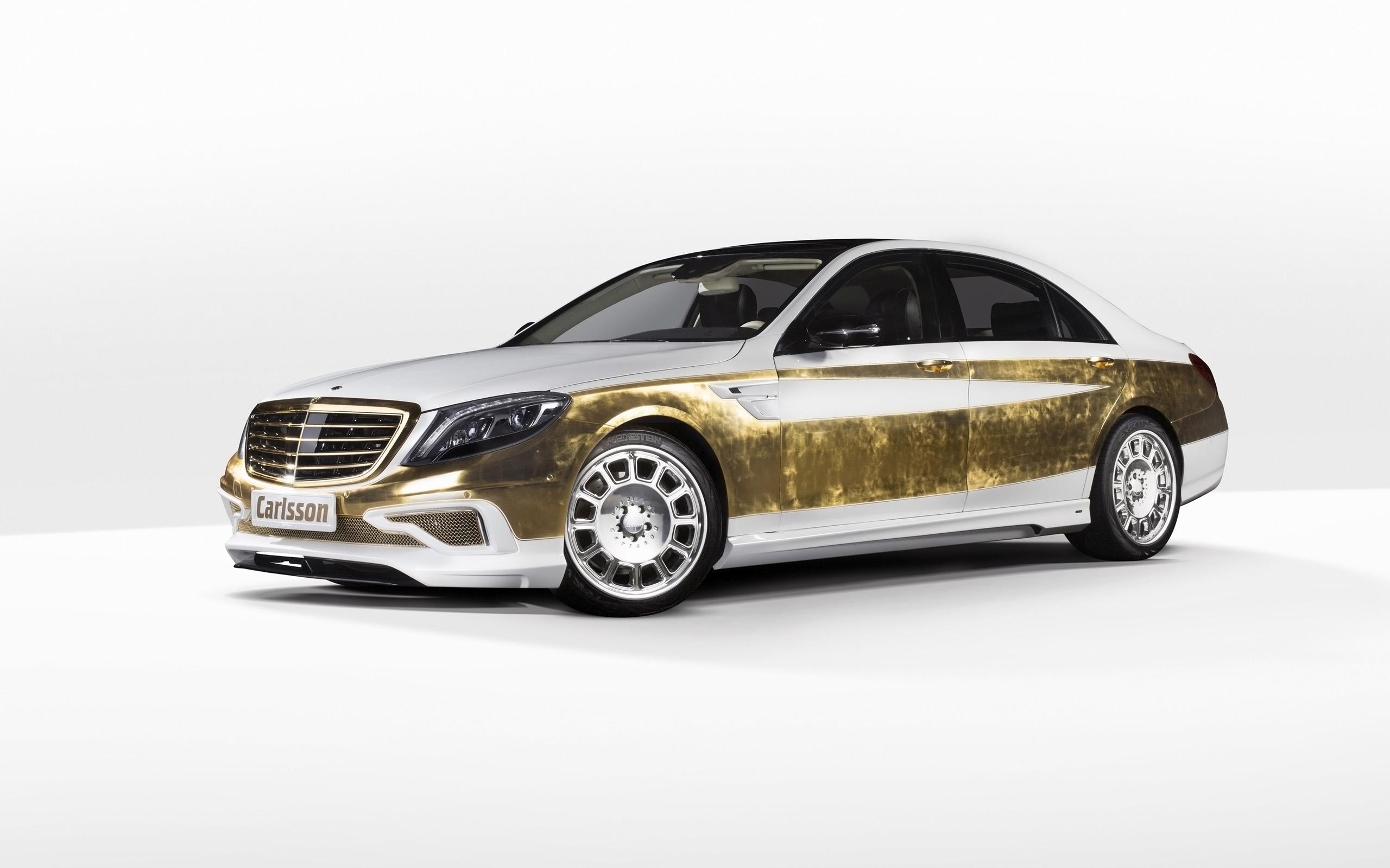 2014 carlsson mercedes benz s class cs50 versailles for Mercedes benz carlsson