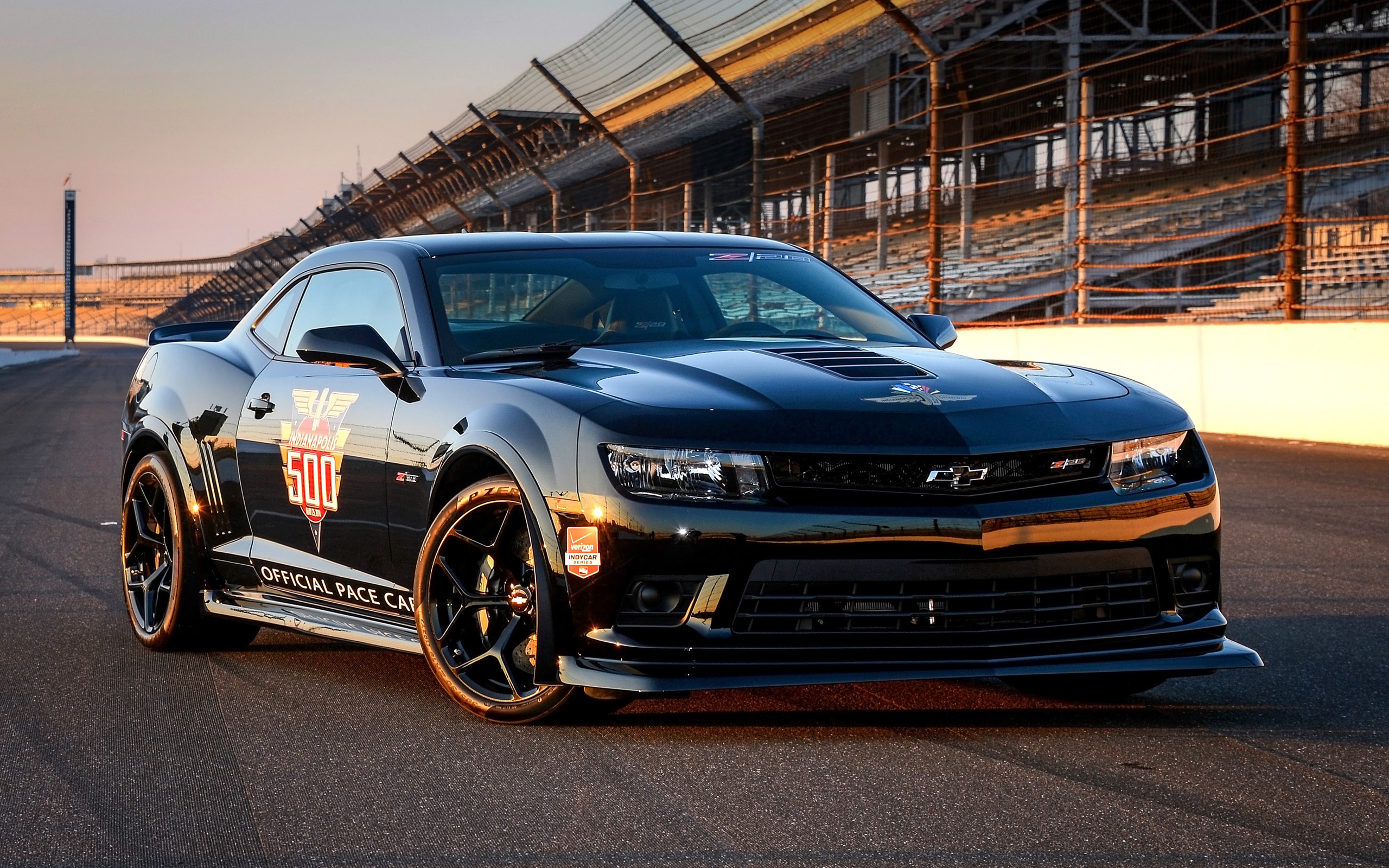 2014 chevrolet camaro z28 indy 500 pace car wallpaper hd - Camaro z28 ...