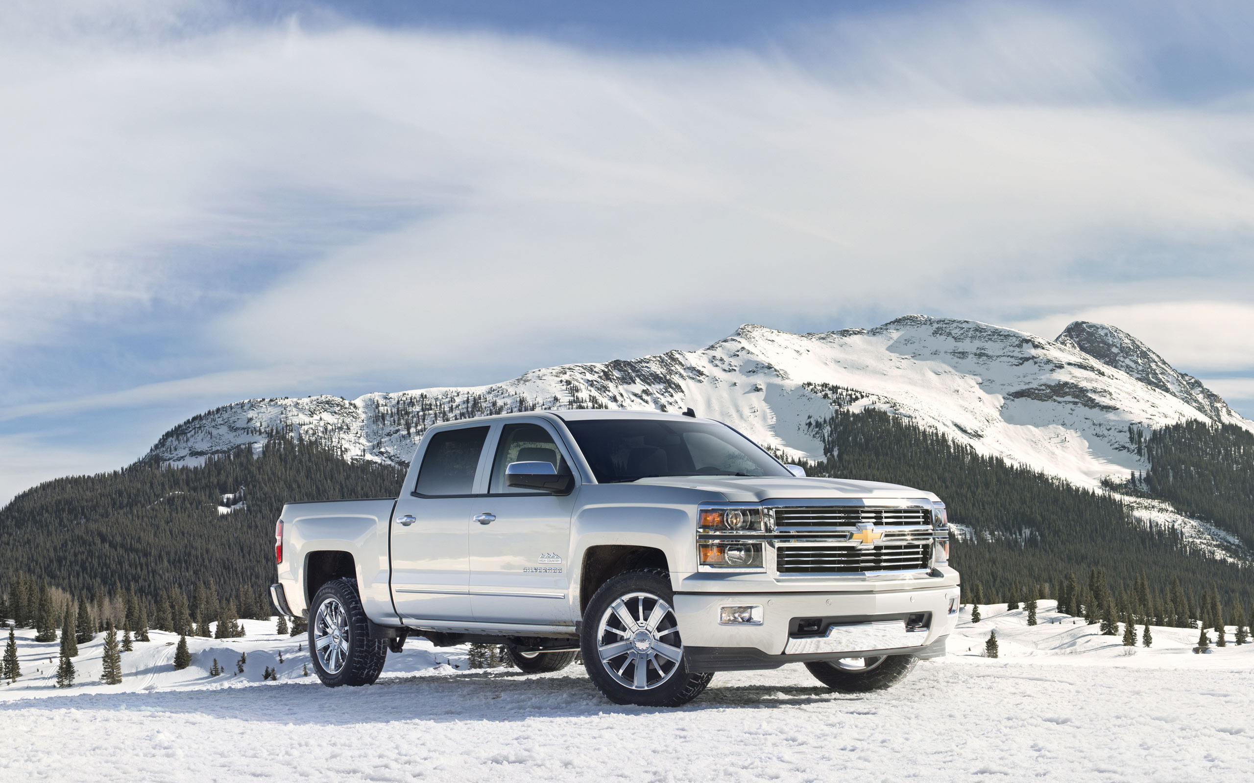 2014 CHEVY SILVERADO  Desktop Nexus Wallpapers