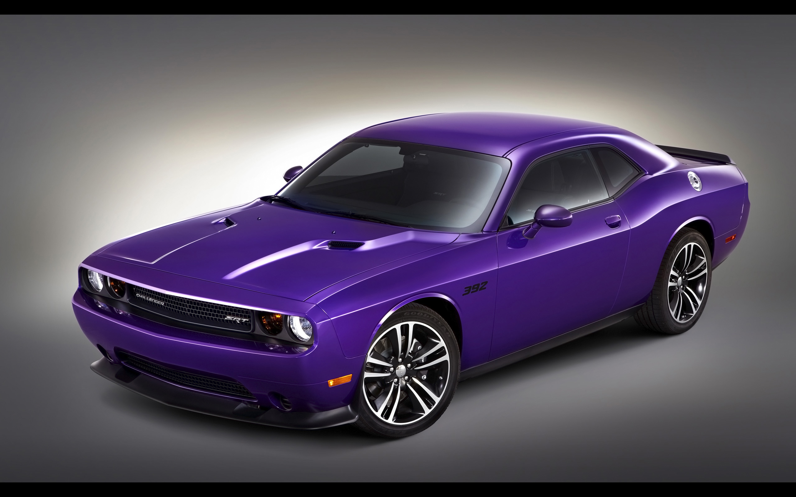 2014 Dodge Challenger SRT Wallpaper | HD Car Wallpapers