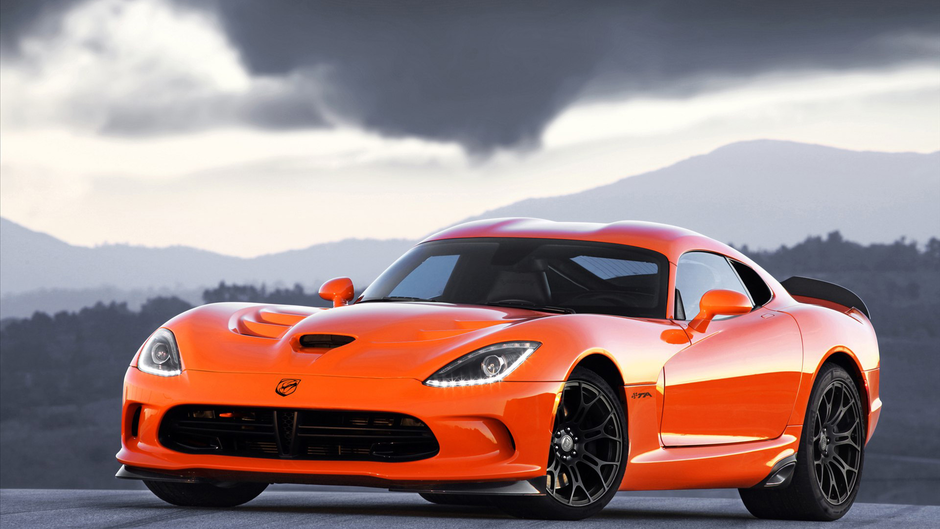 2014 Dodge Srt Viper Ta Wallpaper Hd Car Wallpapers