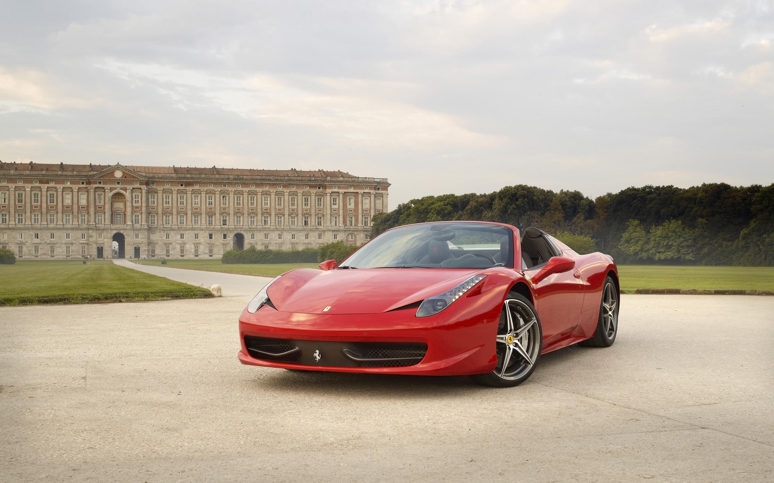 Tags Spider Ferrari 2014