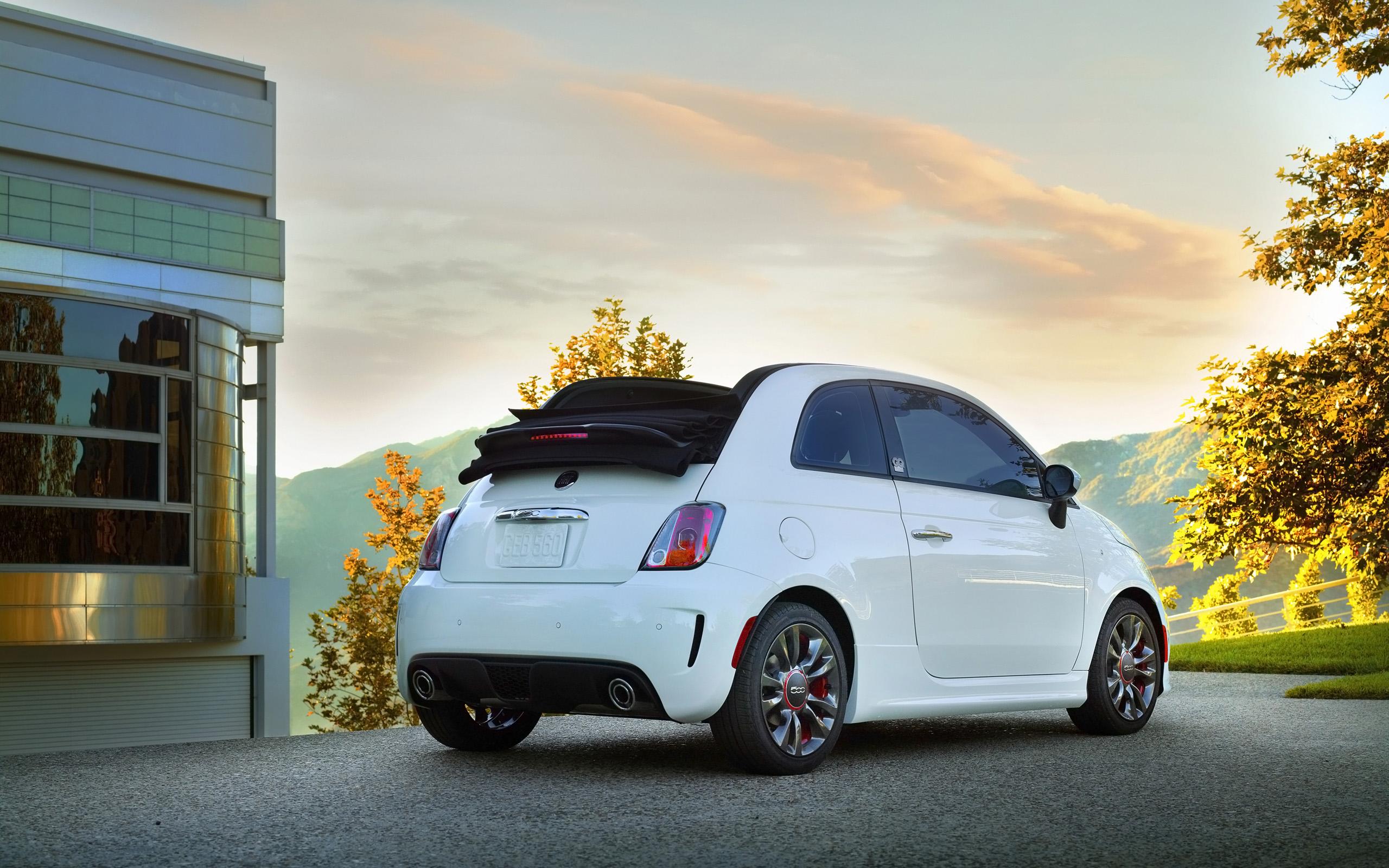 2014 Fiat 500c GQ Edition 3 Wallpaper | HD Car Wallpapers