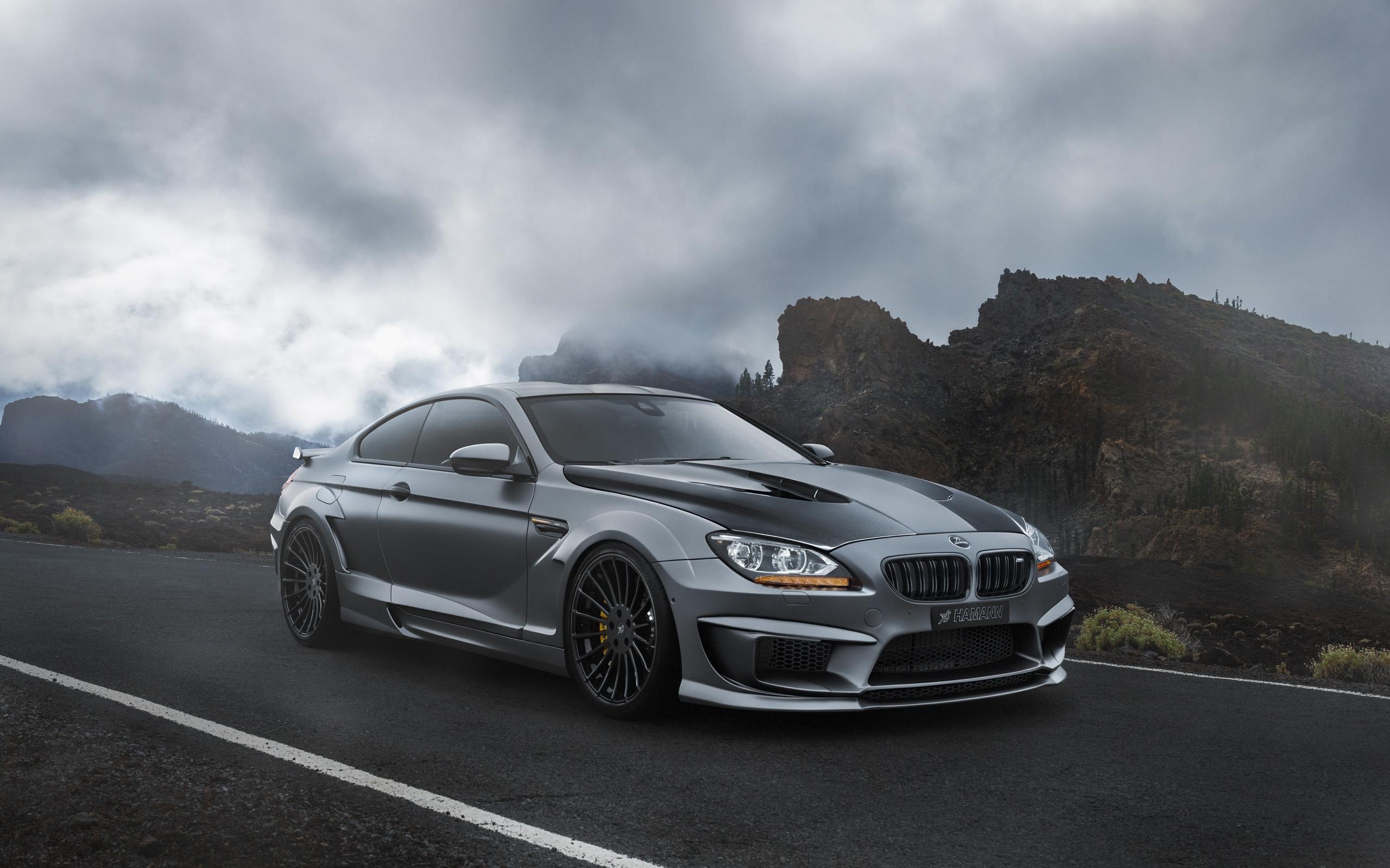 2014 Hamann BMW M6 Mirr6r Wallpaper | HD Car Wallpapers