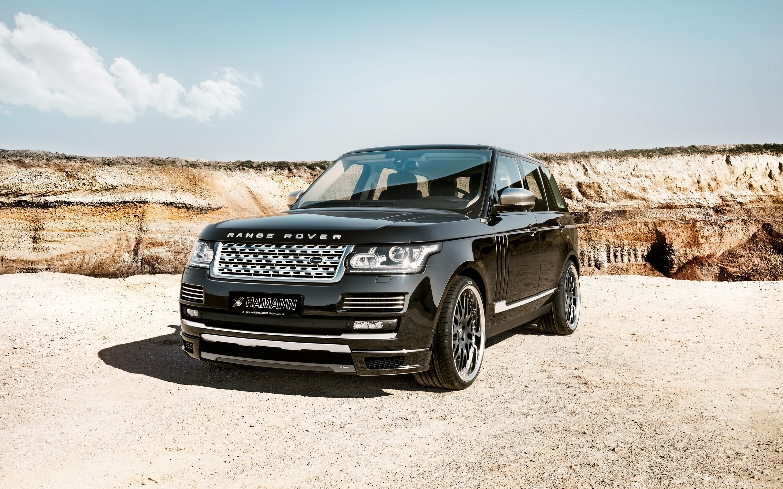 2014 Hamann Range Rover Vogue Wallpaper | HD Car ...