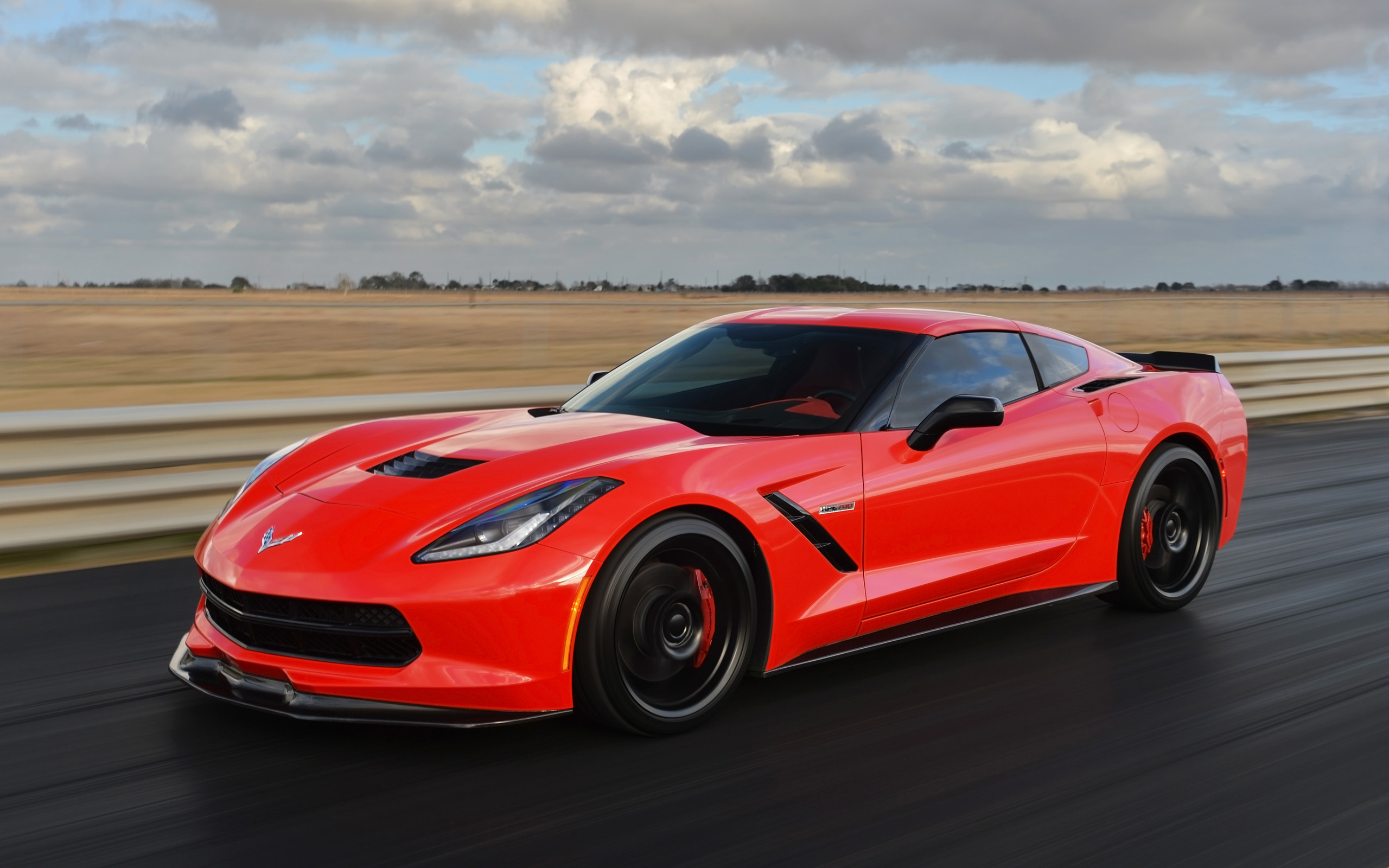 2014 Hennessey Chevrolet Corvette Stingray HPE700 Twin Turbo