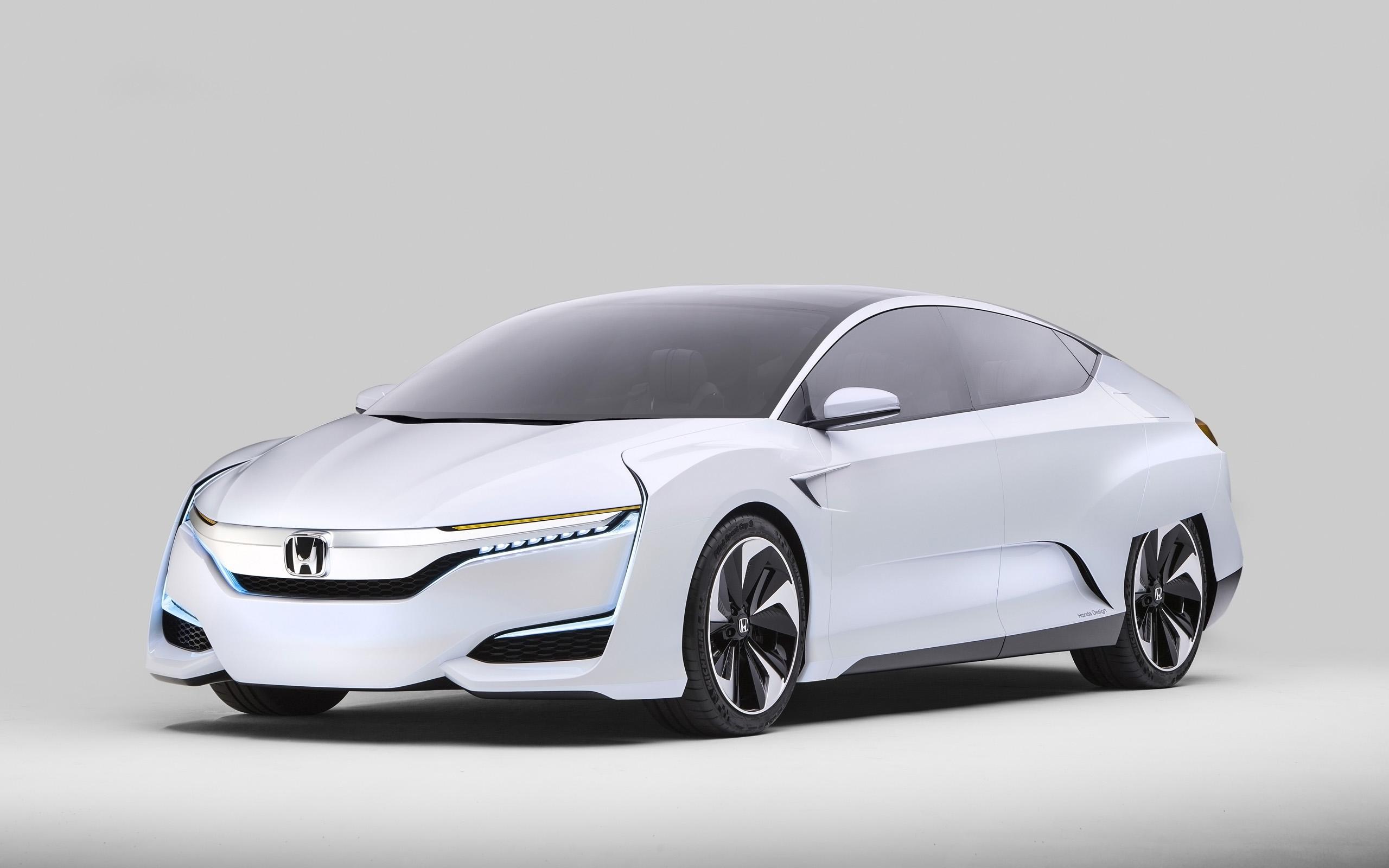 2014 honda fcv concept wallpaper hd car wallpapers id for Future honda cars