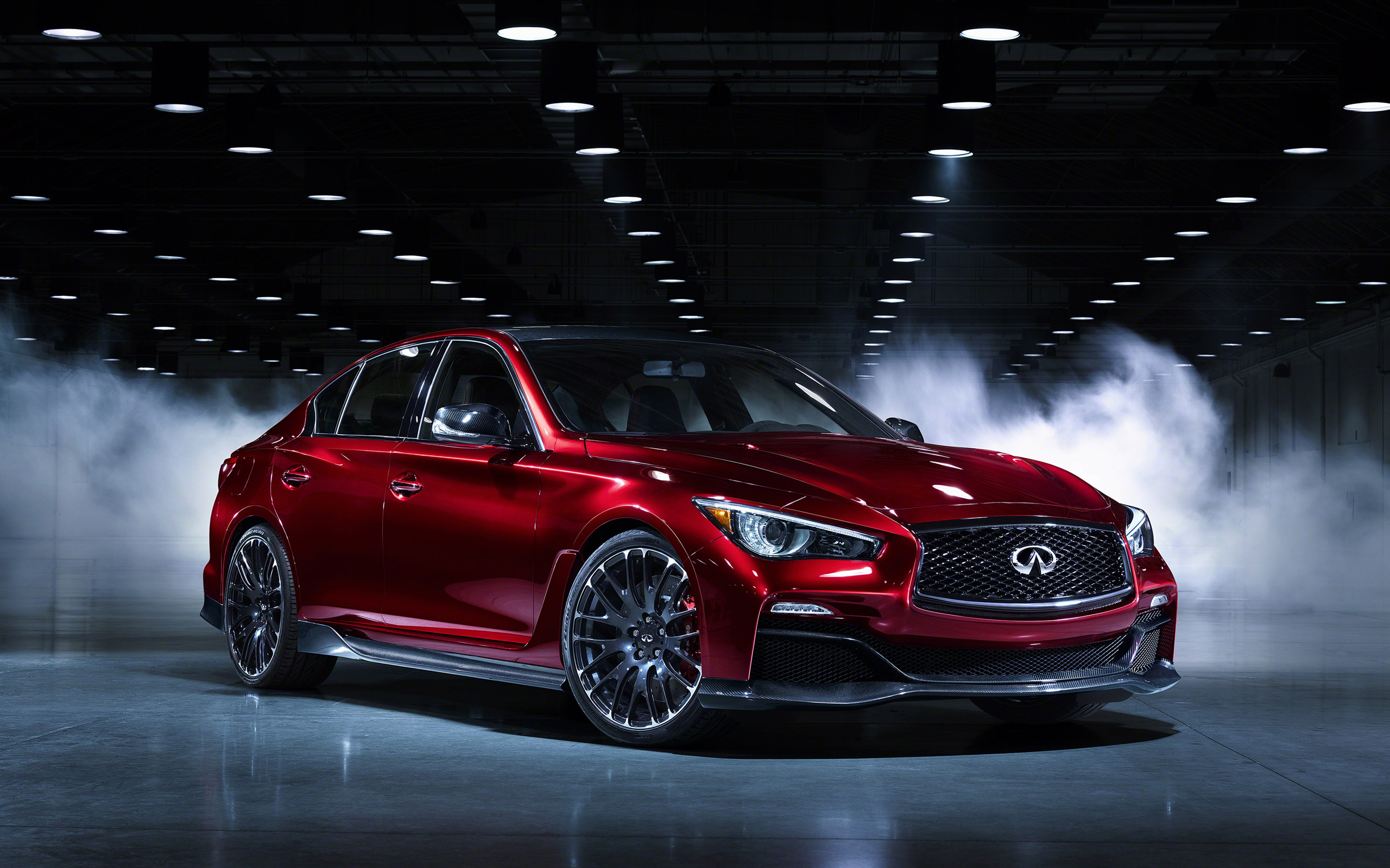 2014 Infiniti Q50 Eau Rouge Concept Wallpaper Hd Car