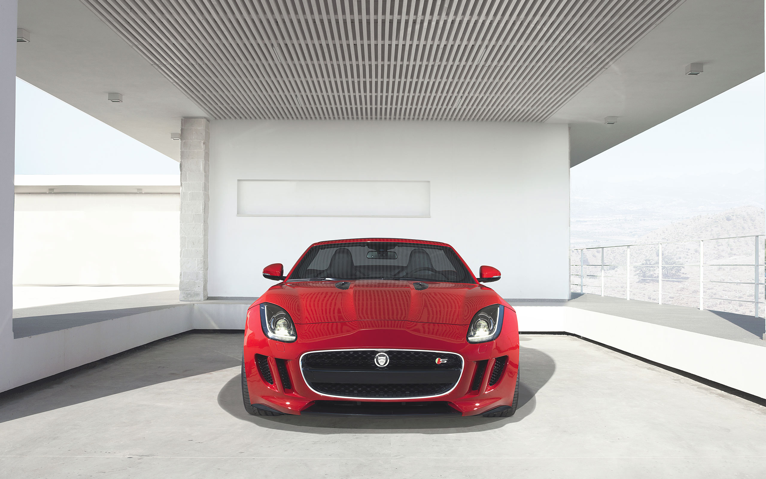 2014 jaguar f type 2 wallpaper | hd car wallpapers | id #3067