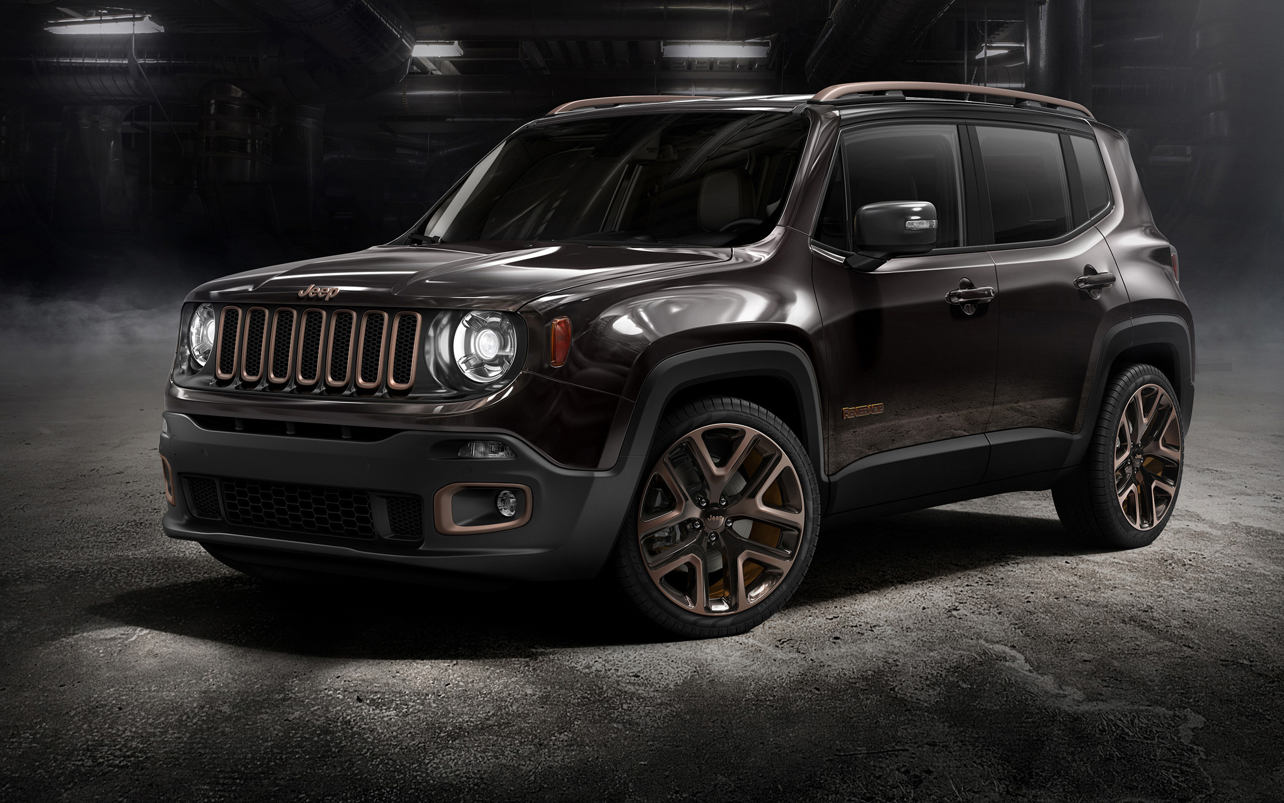 2014 Jeep Renegade Zi You Xia Concept Wallpaper Hd Car