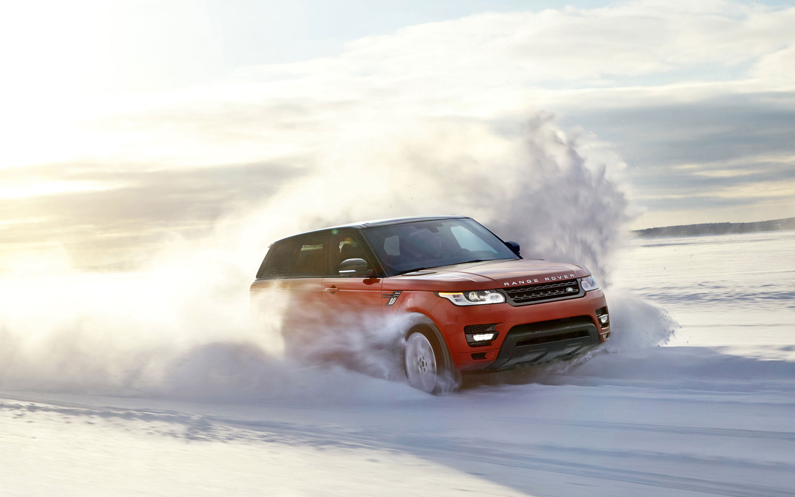 2014 land rover range rover sport wallpaper