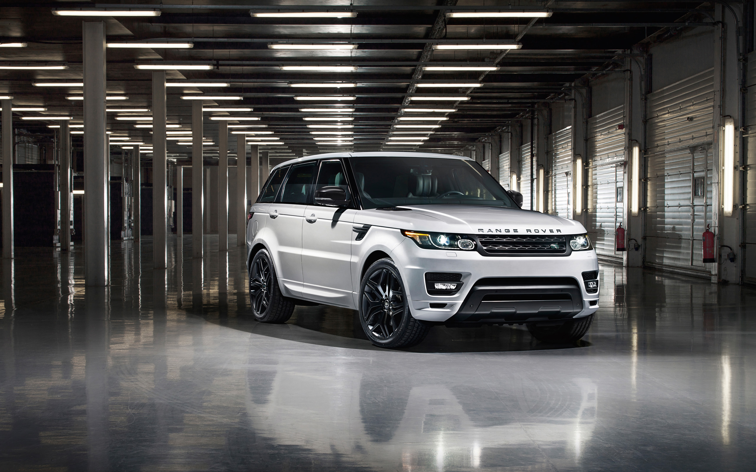Range Rover Sport Iphone Wallpaper: 2014 Land Rover Range Rover Sport Stealth Pack Wallpaper