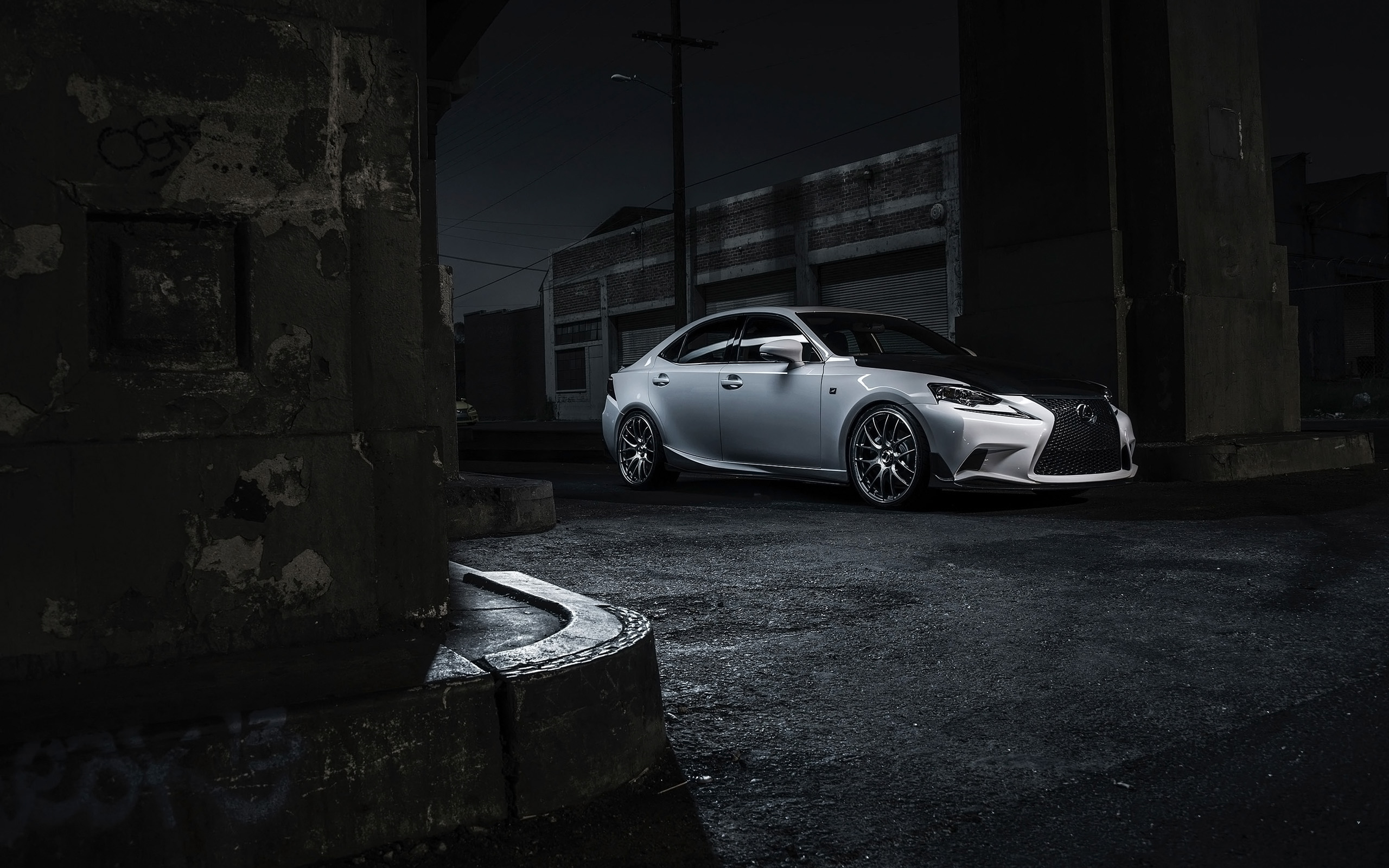 2014 Lexus IS 350 F Sport By Seibon