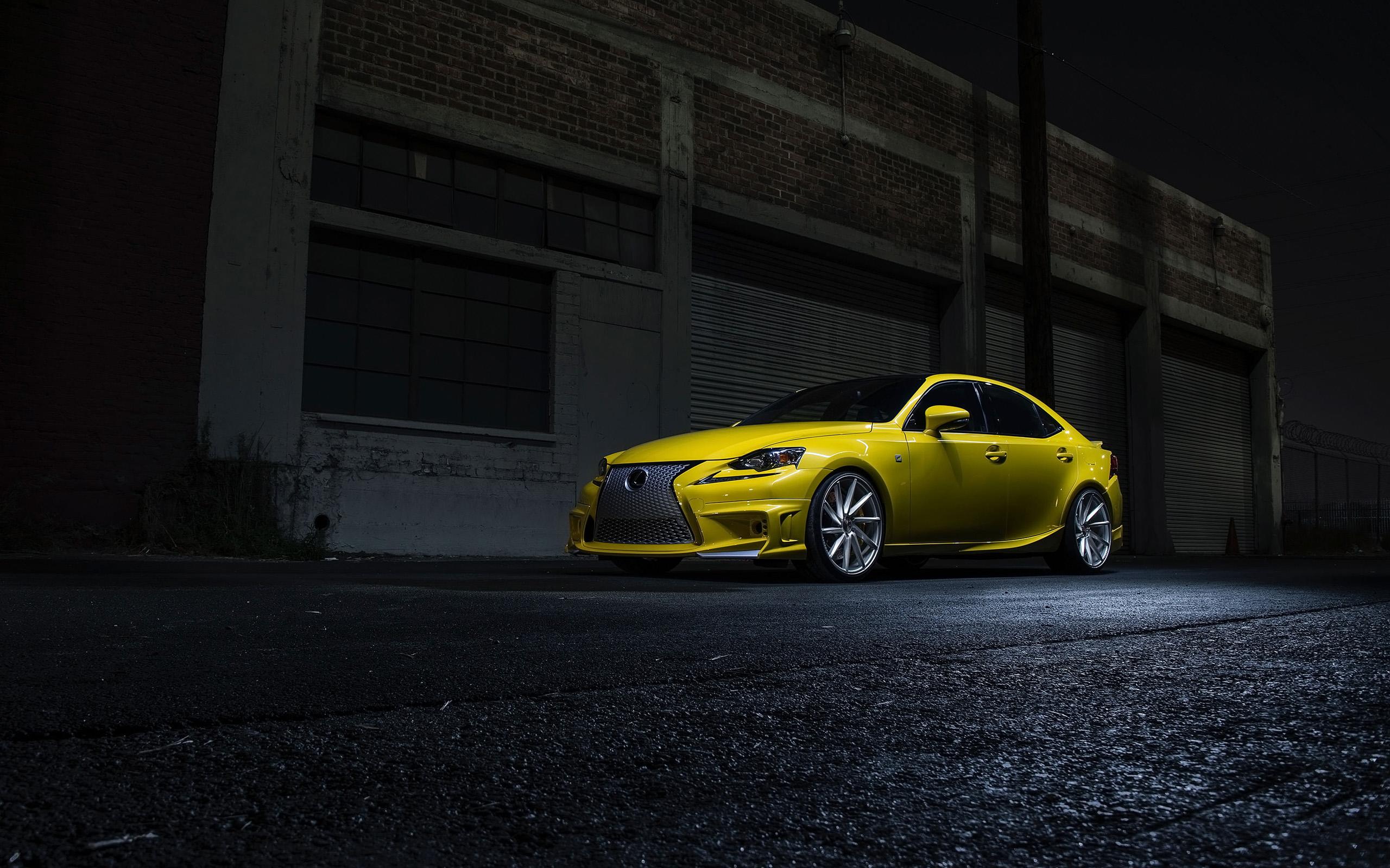 2014 lexus is 350 f sport by vossen wheels wallpaper hd car wallpapers id 4159. Black Bedroom Furniture Sets. Home Design Ideas