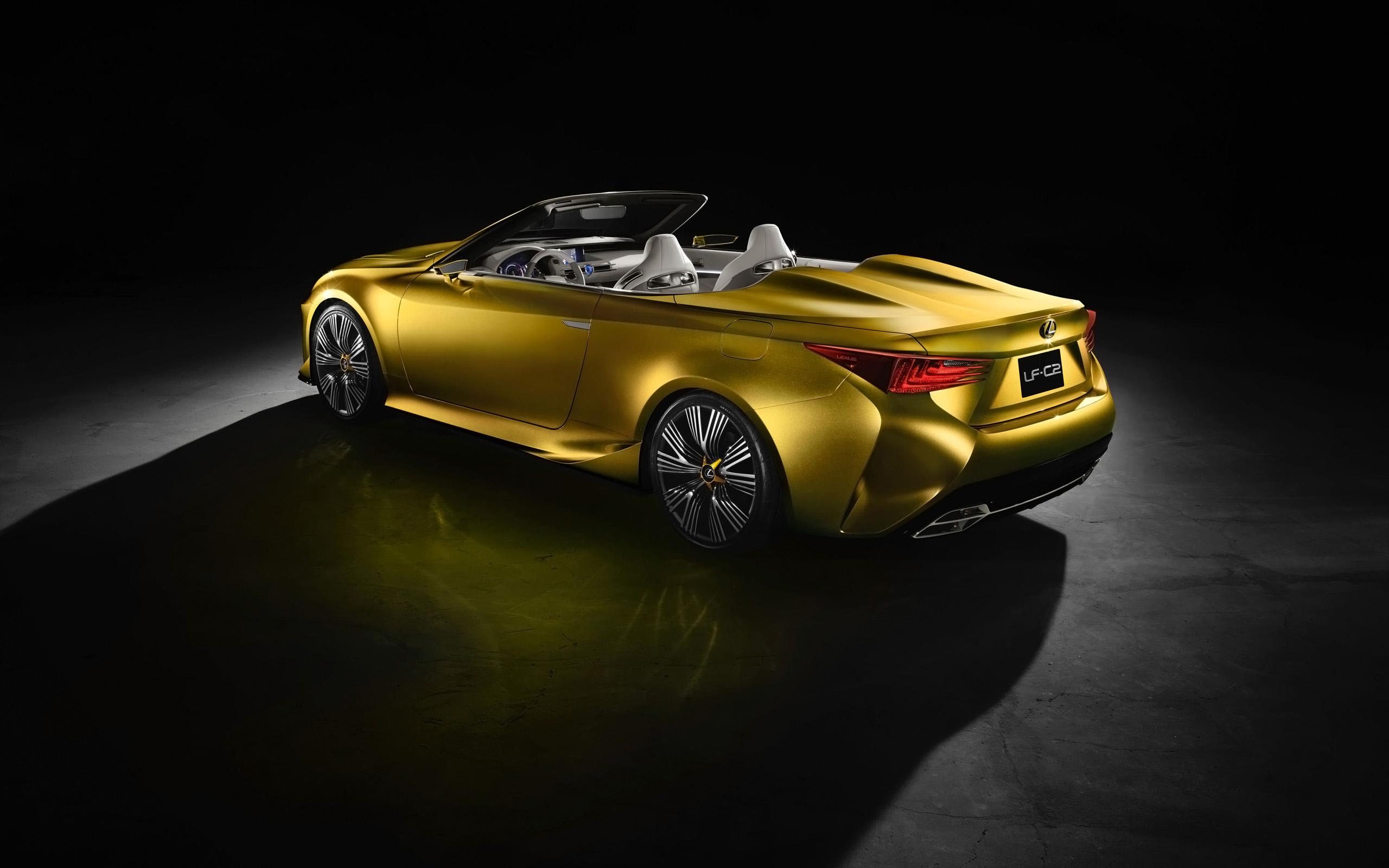 2014 Lexus LF C2 Concept 2 Wallpaper | HD Car Wallpapers | ID #4965