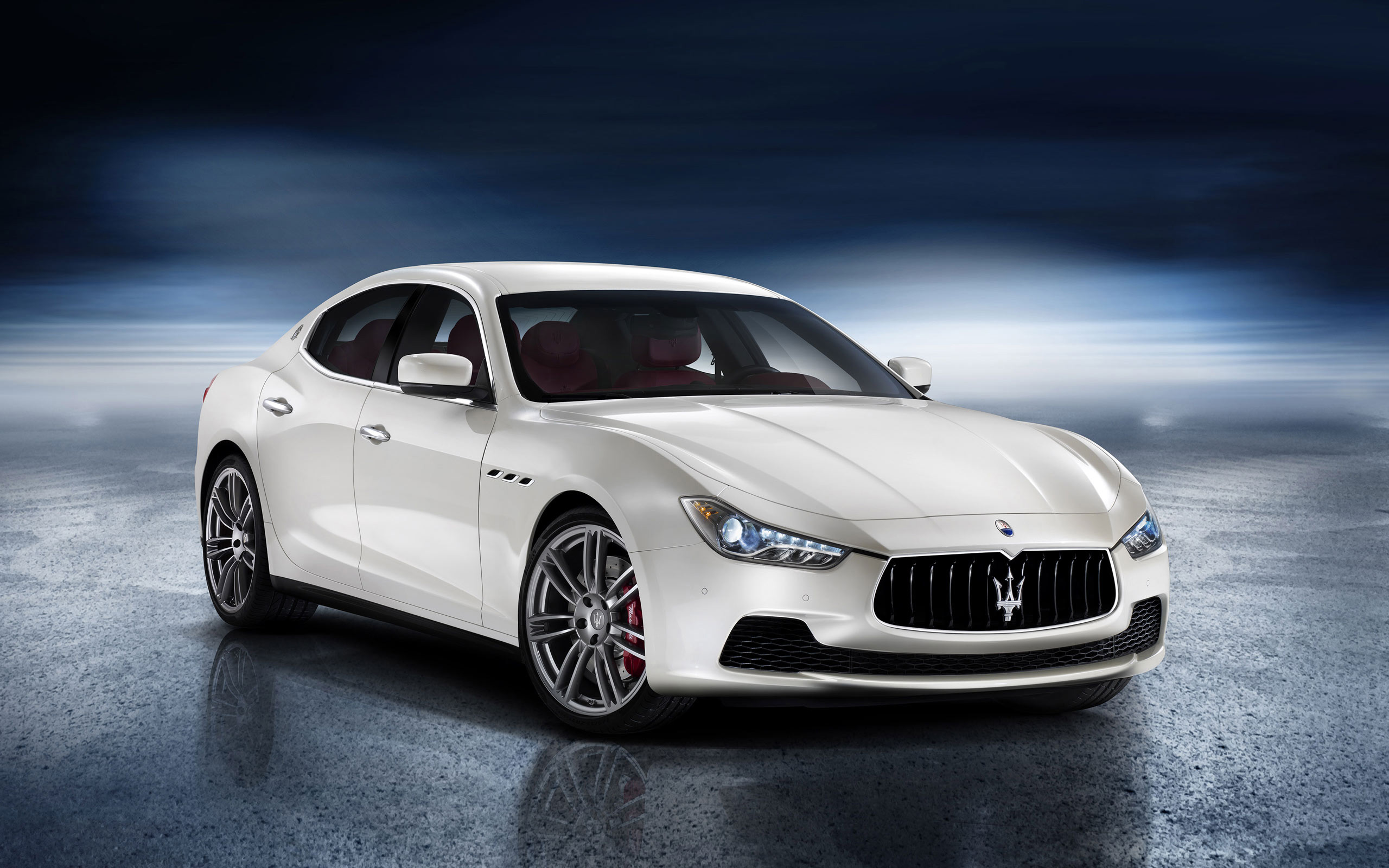 2014 Maserati Ghibli Wallpaper | HD Car Wallpapers