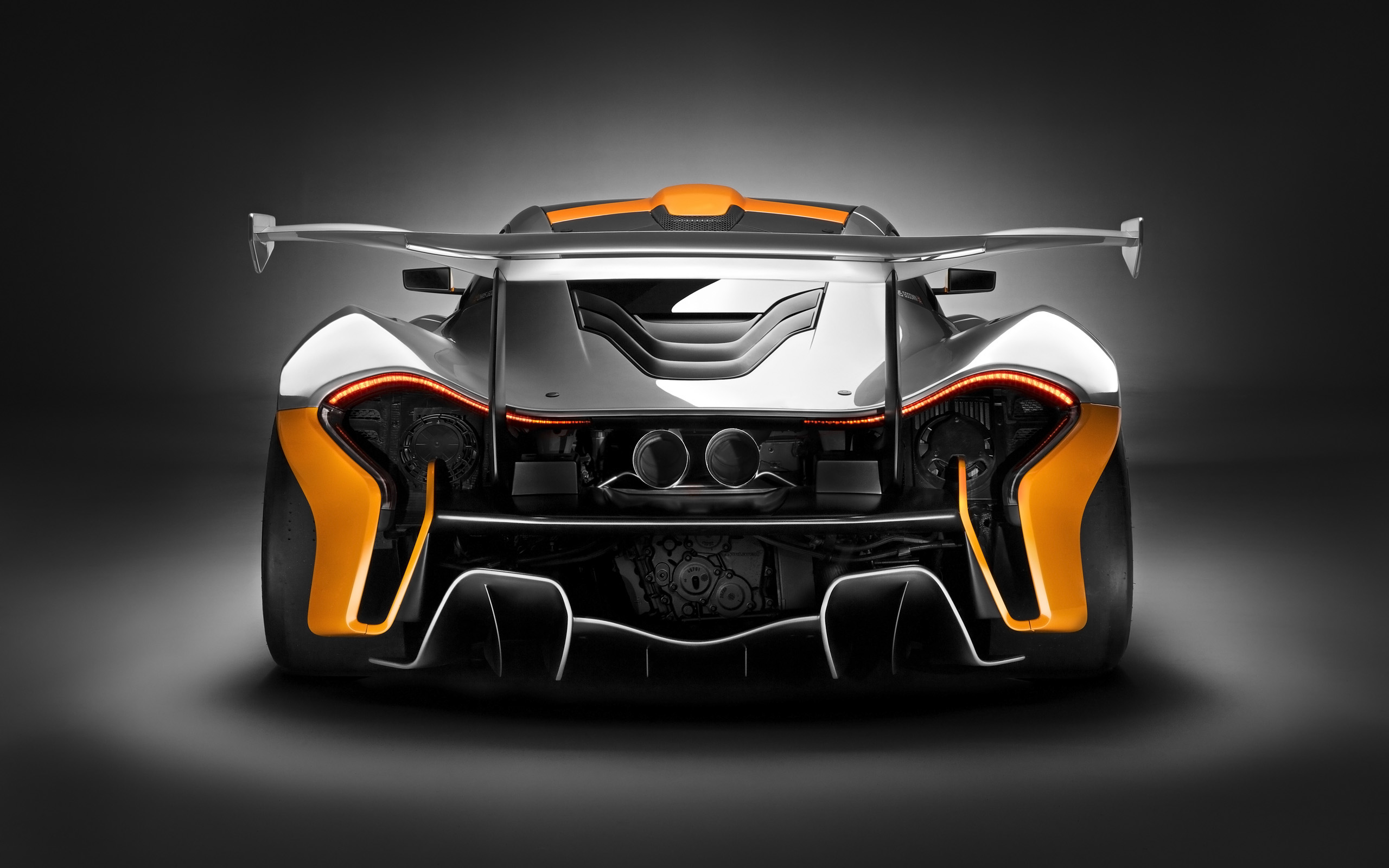 2014 mclaren p1 gtr design concept 4 wallpaper hd car wallpapers id 4760. Black Bedroom Furniture Sets. Home Design Ideas