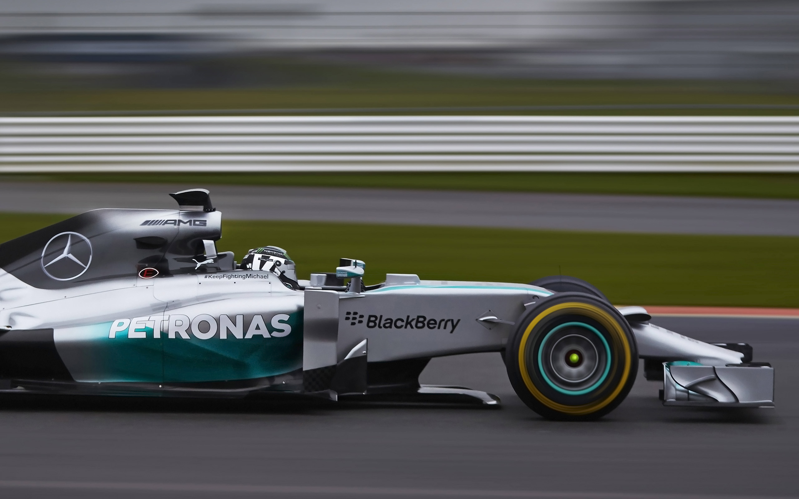 2014 Mercedes AMG Petronas F1 W05 Wallpaper | HD Car Wallpapers