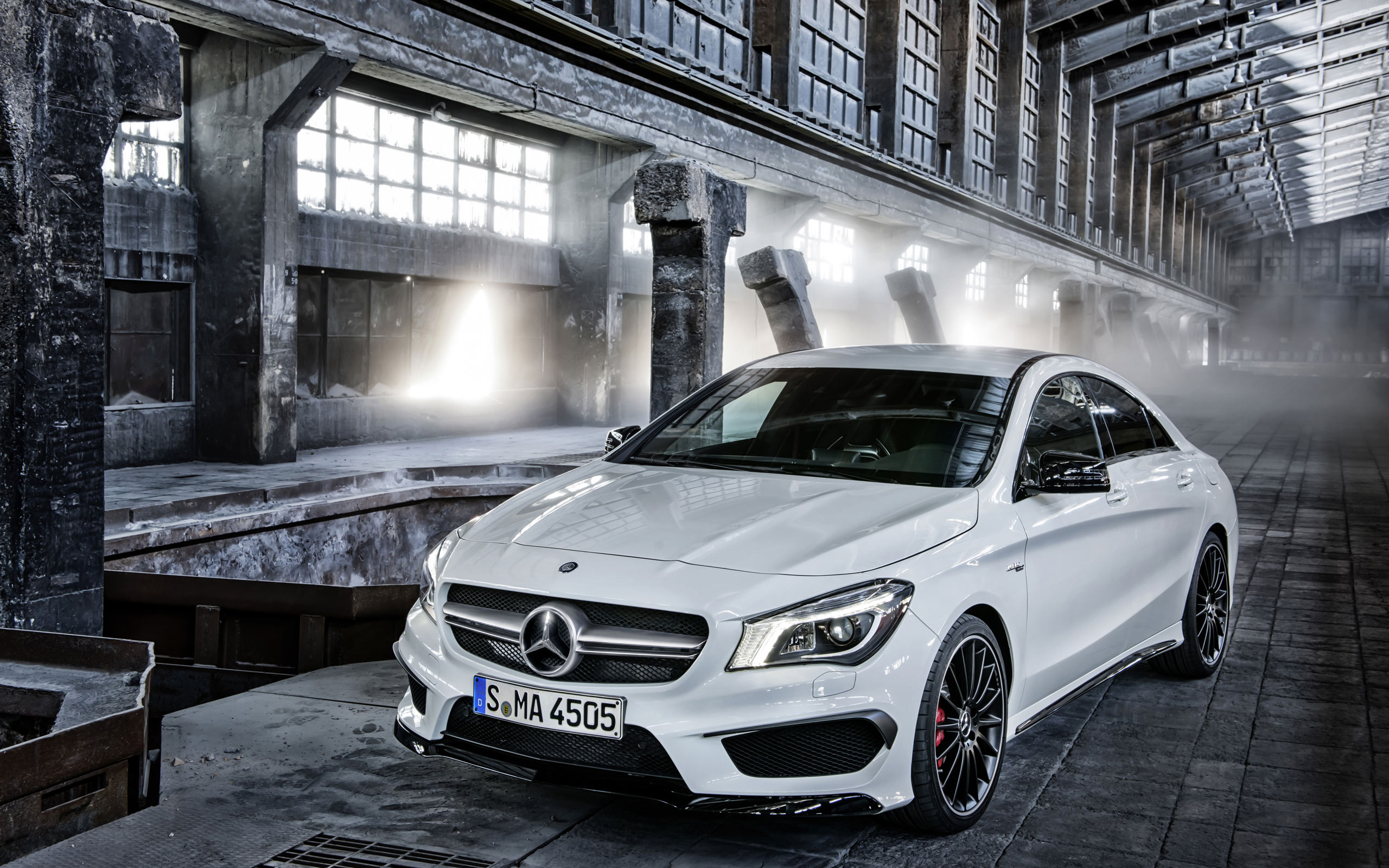 2014 Mercedes Benz Cla45 Amg Wallpaper Hd Car Wallpapers Id 3362