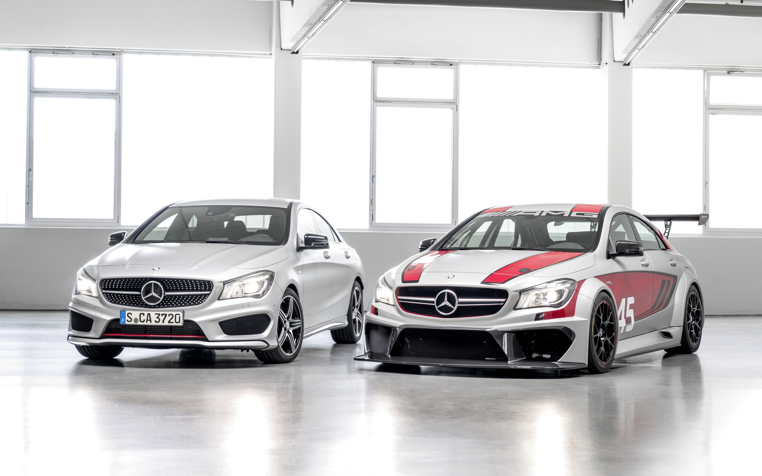 2014 mercedes benz cla 45 amg racing series wallpaper hd for Mercedes benz race