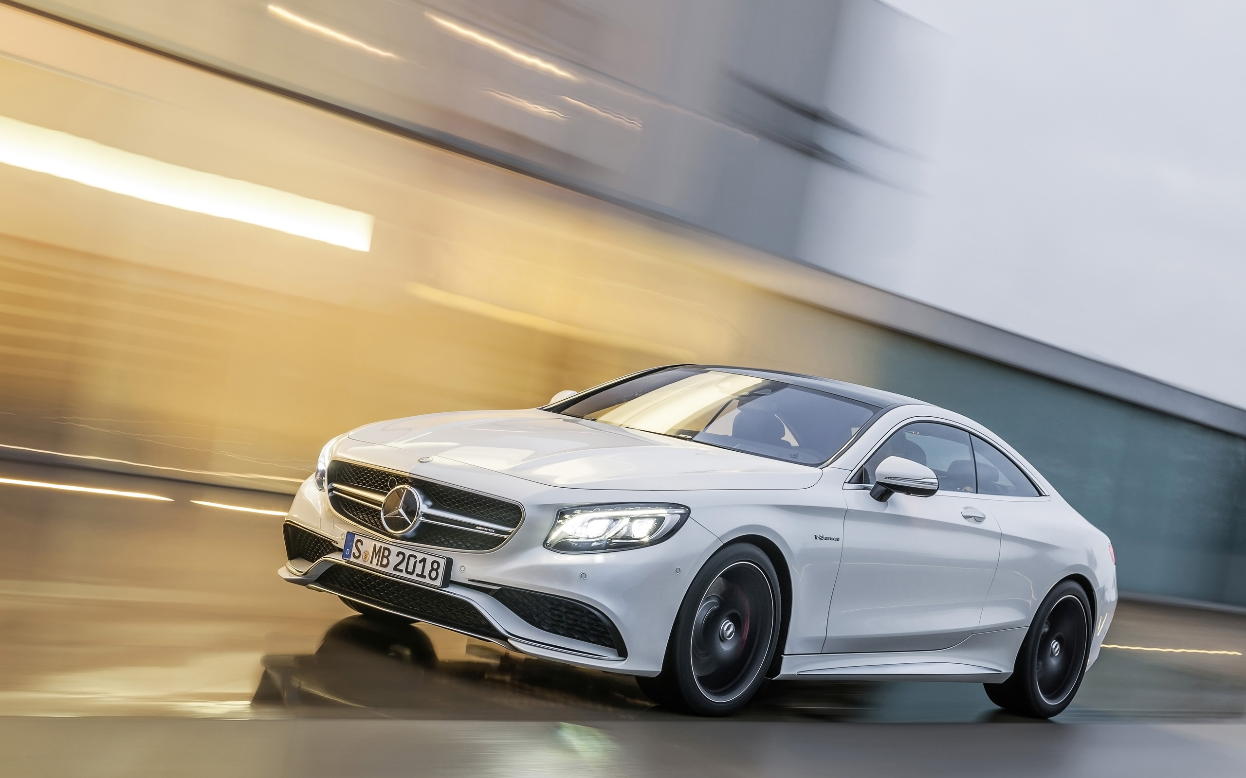 2014 Mercedes Benz S 63 Amg Coupe Wallpaper Hd Car Wallpapers Id